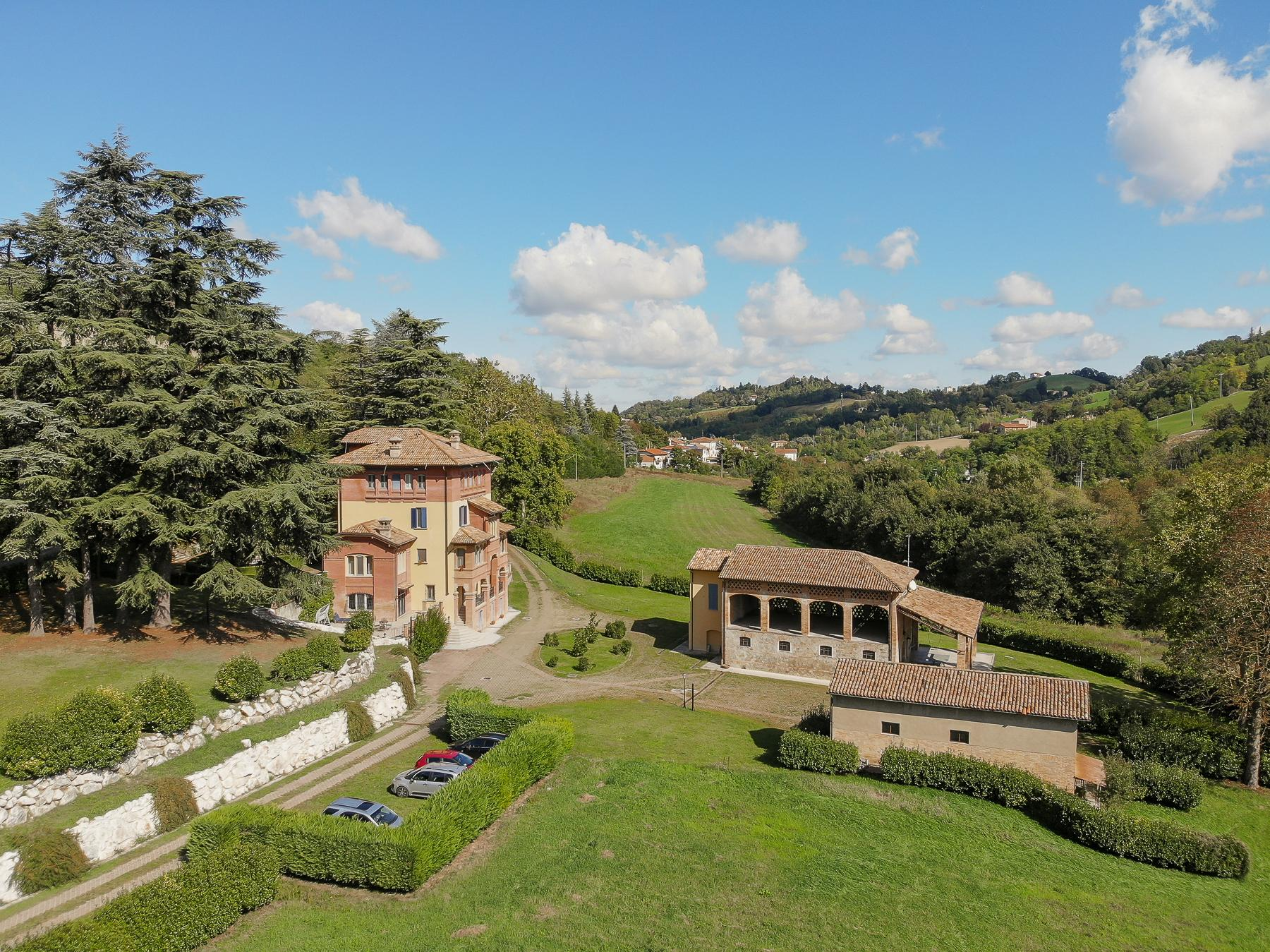 Unique period villa in Salsomaggiore Terme - 13