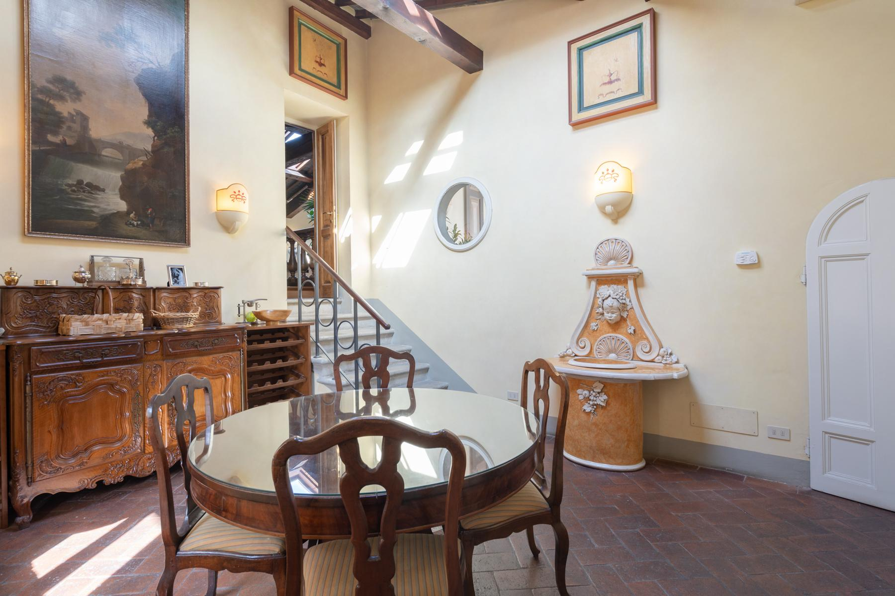 Luxury Penthouse in Via Tornabuoni - 10