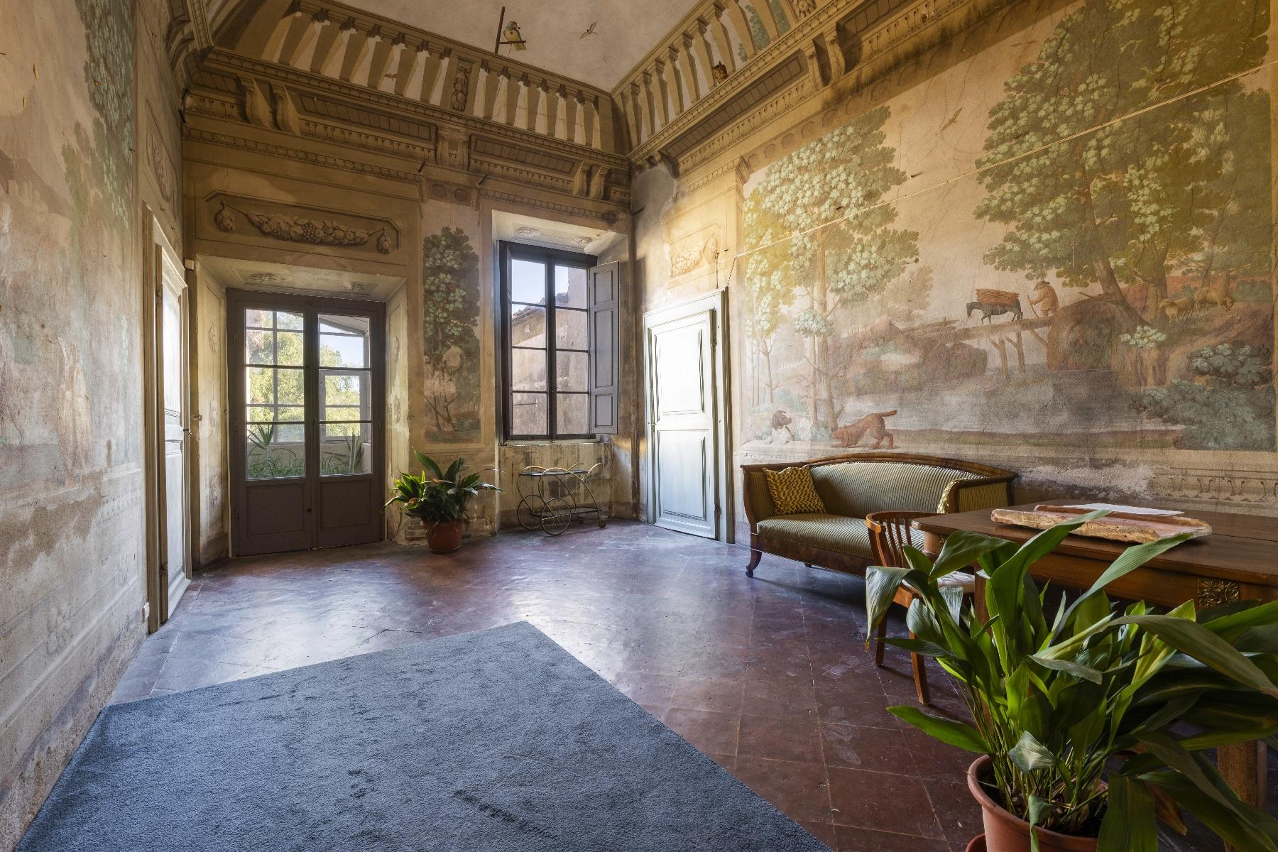 Wunderschöne Villa aus 1700 im Herzen der Toskana - 2