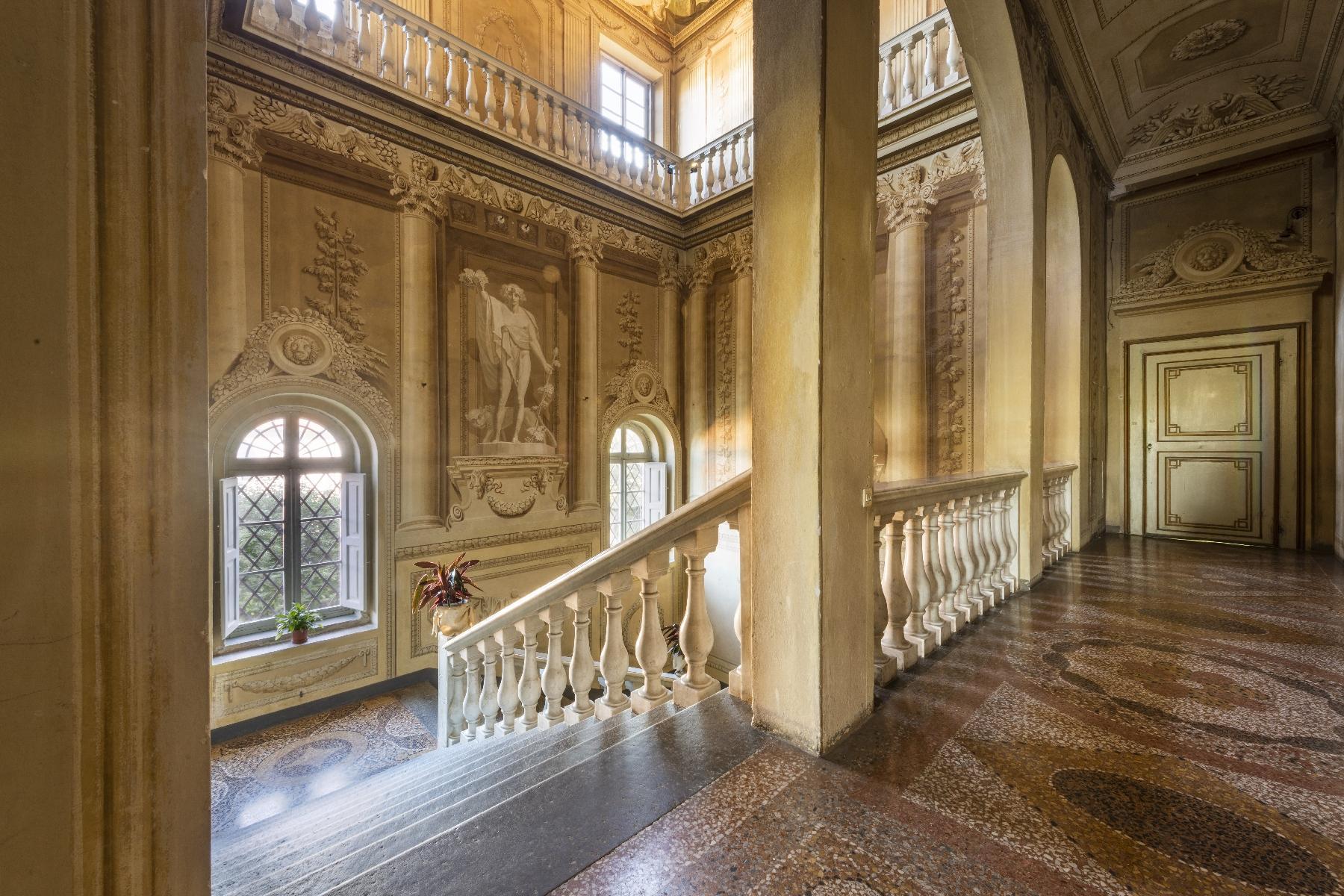 Wunderschöne Villa aus 1700 im Herzen der Toskana - 1