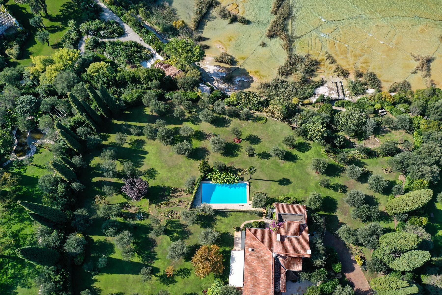 Esclusiva Villa pieds dans l'eau sulla Penisola di Sirmione - 30