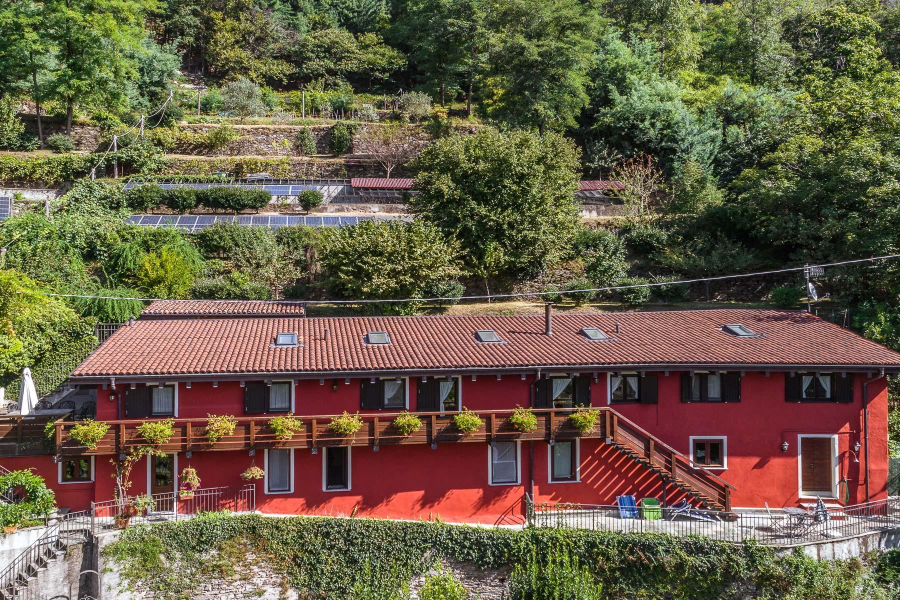Ancient villa overlooking the lake Maggiore - 18