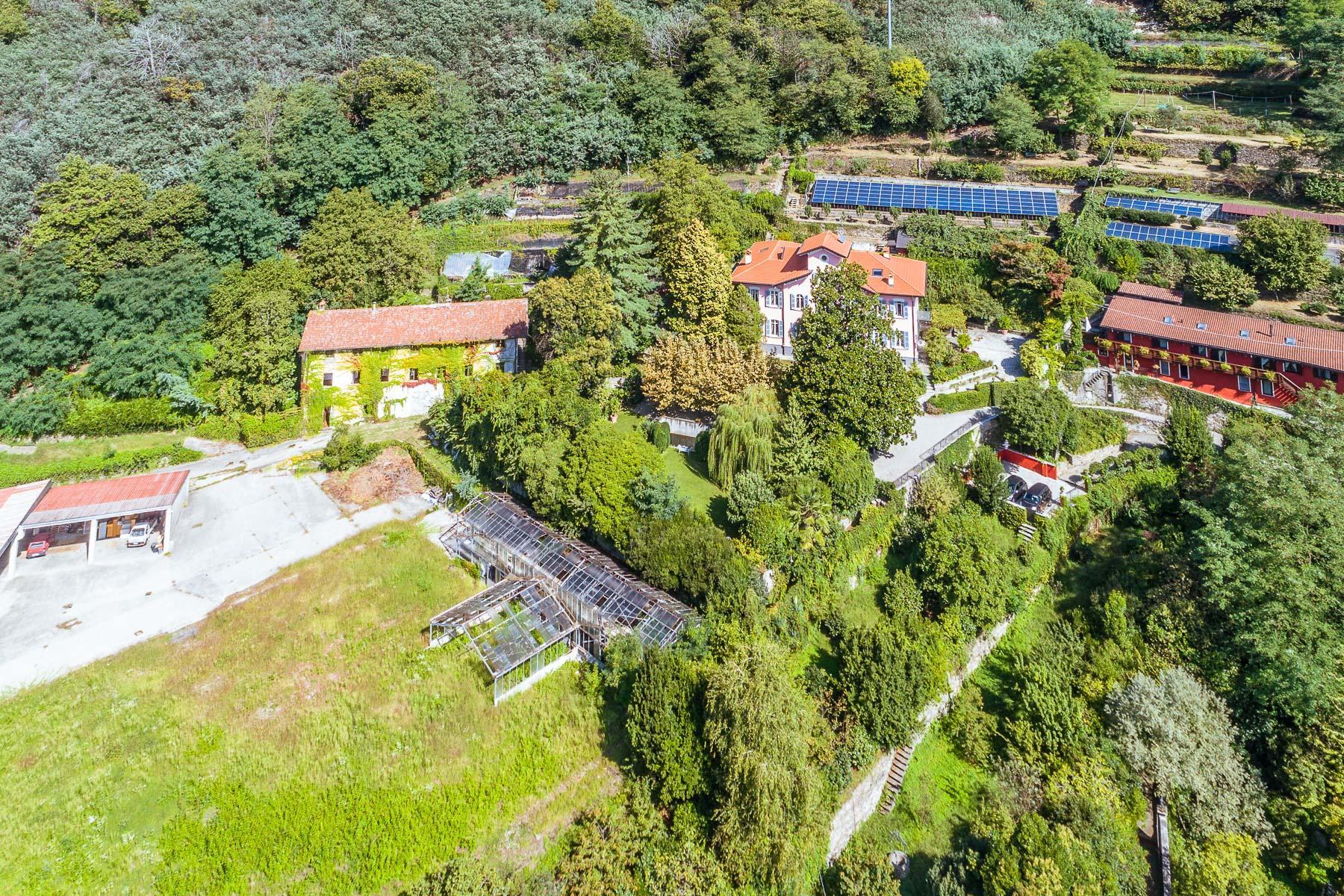 Ancient villa overlooking the lake Maggiore - 20