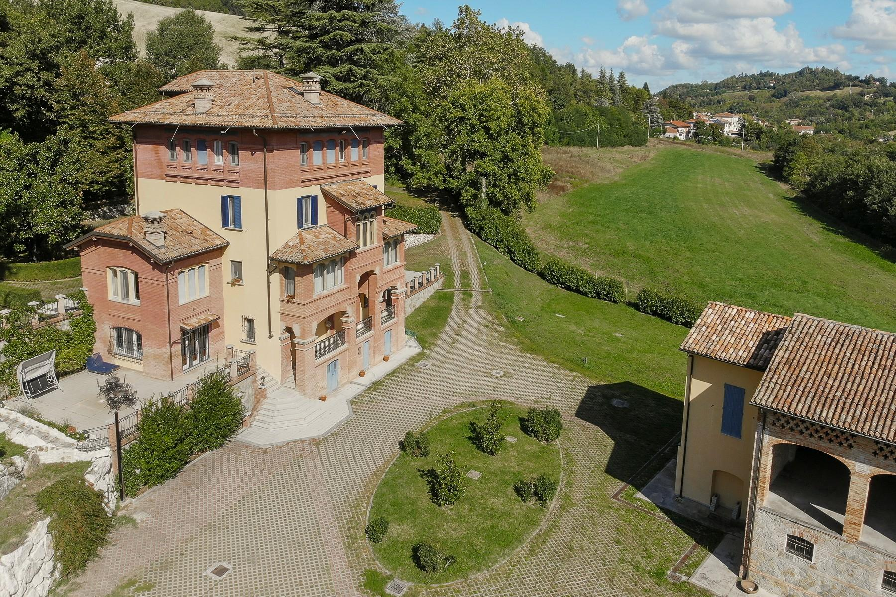 Unique period villa in Salsomaggiore Terme - 24