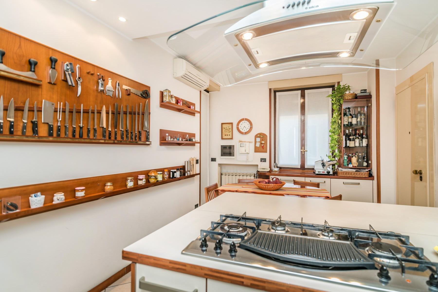 Elégant appartement de 250 m2 avec terrasses - 18