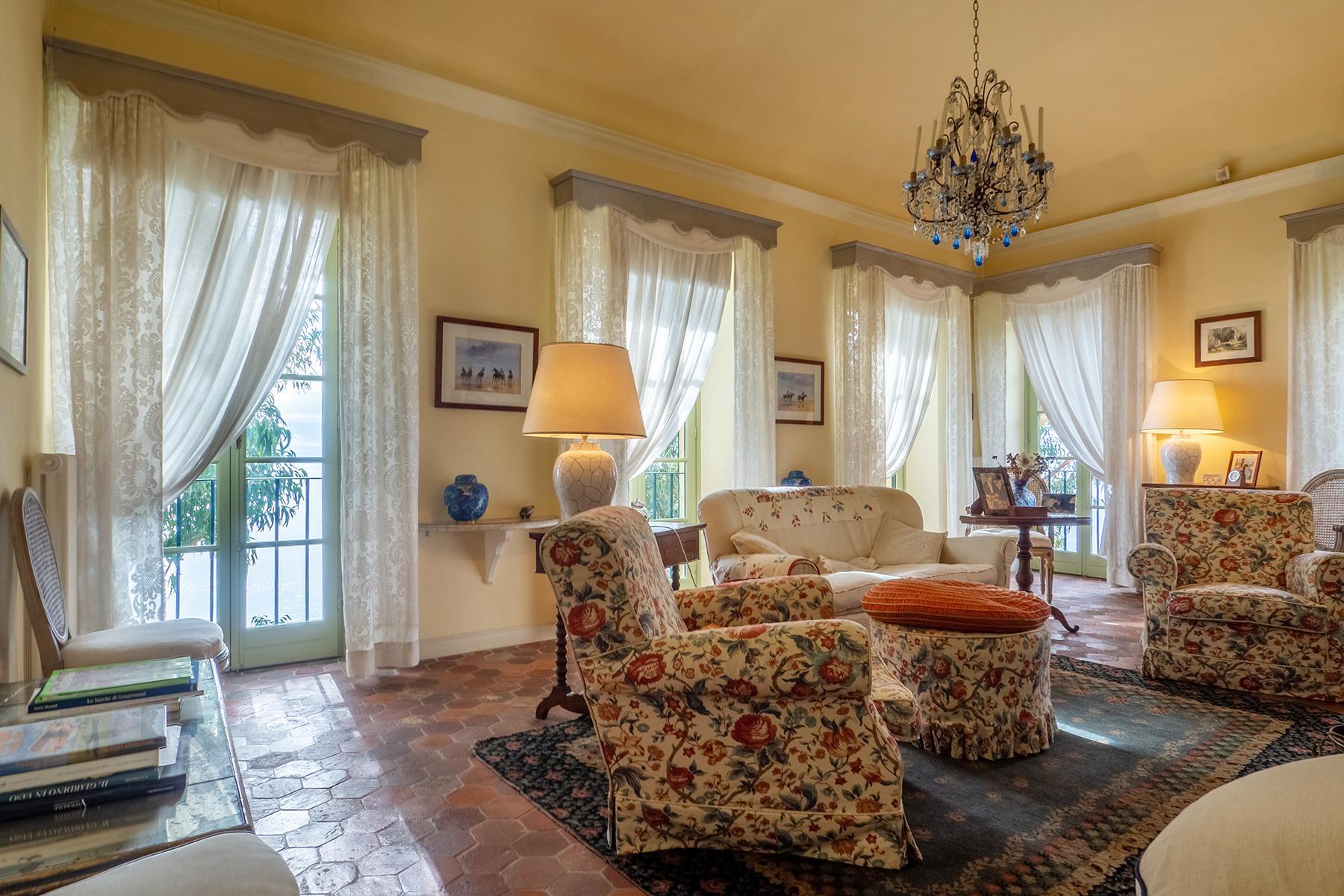 Historische unabhängige Villa mit privatem Zugang zum Meer - 9