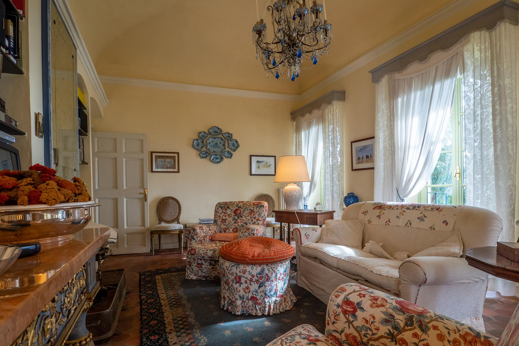Historische unabhängige Villa mit privatem Zugang zum Meer - 10