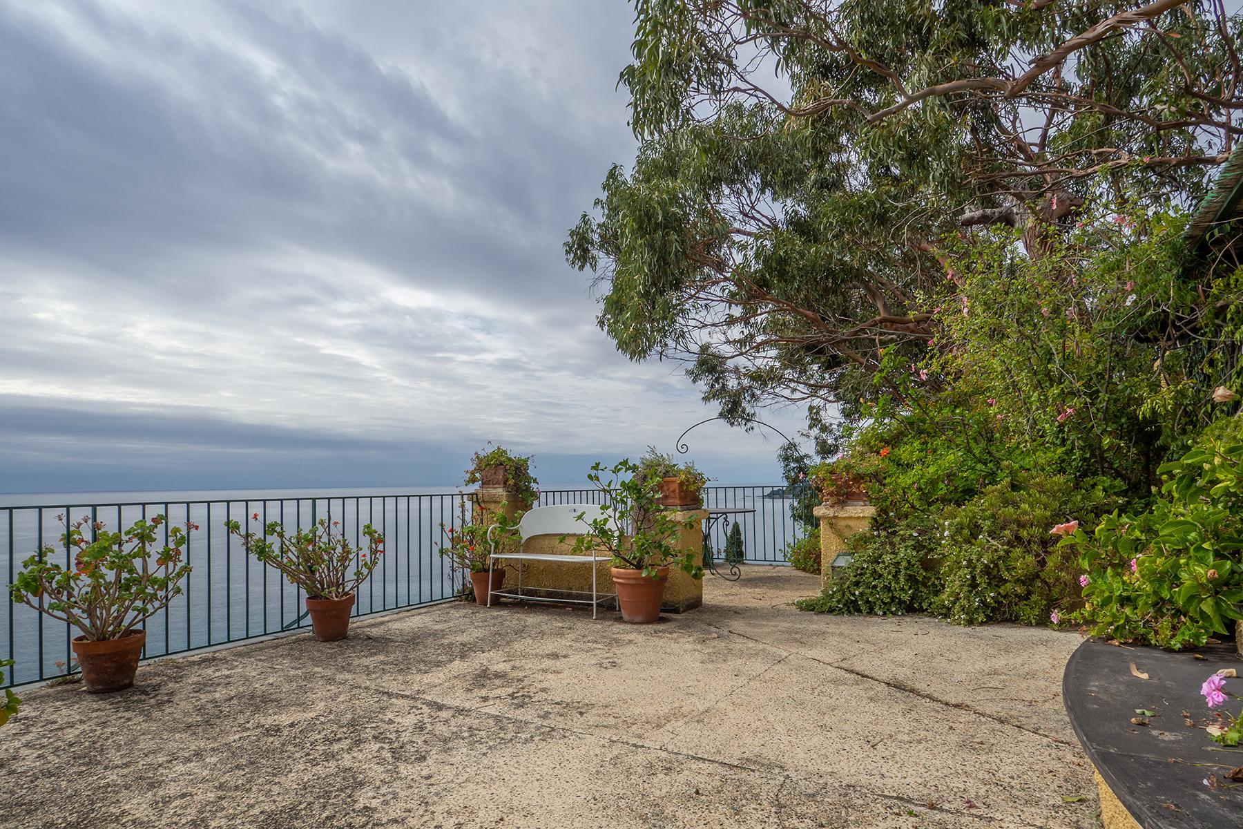 Historische unabhängige Villa mit privatem Zugang zum Meer - 21