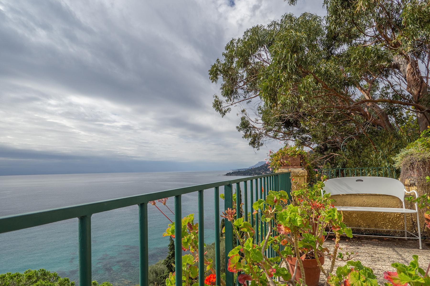 Historische unabhängige Villa mit privatem Zugang zum Meer - 22