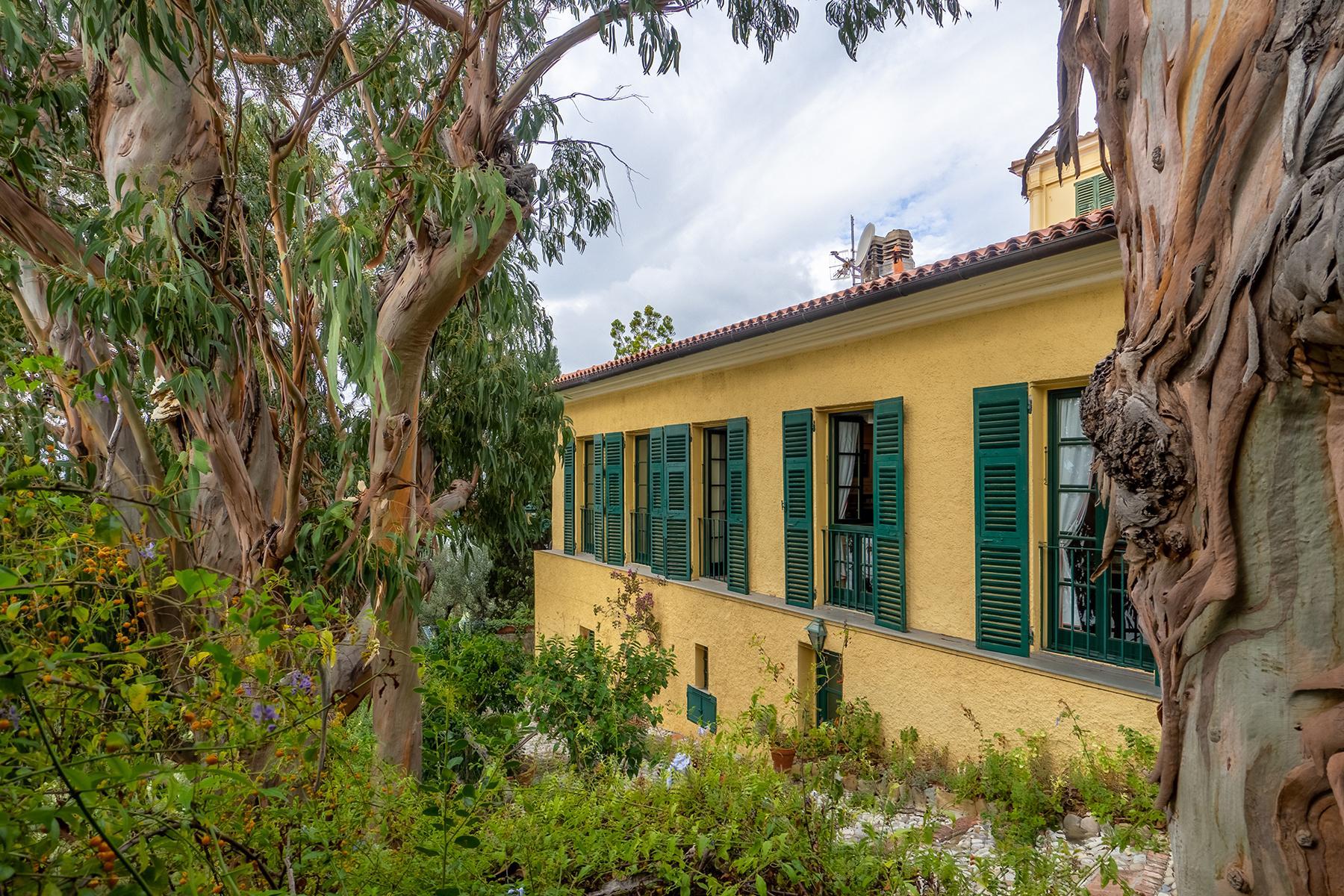 Historische unabhängige Villa mit privatem Zugang zum Meer - 26