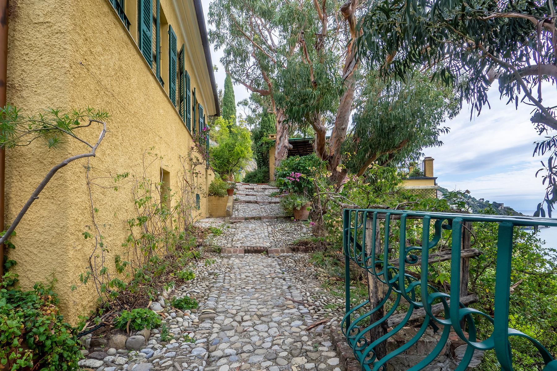 Historische unabhängige Villa mit privatem Zugang zum Meer - 27