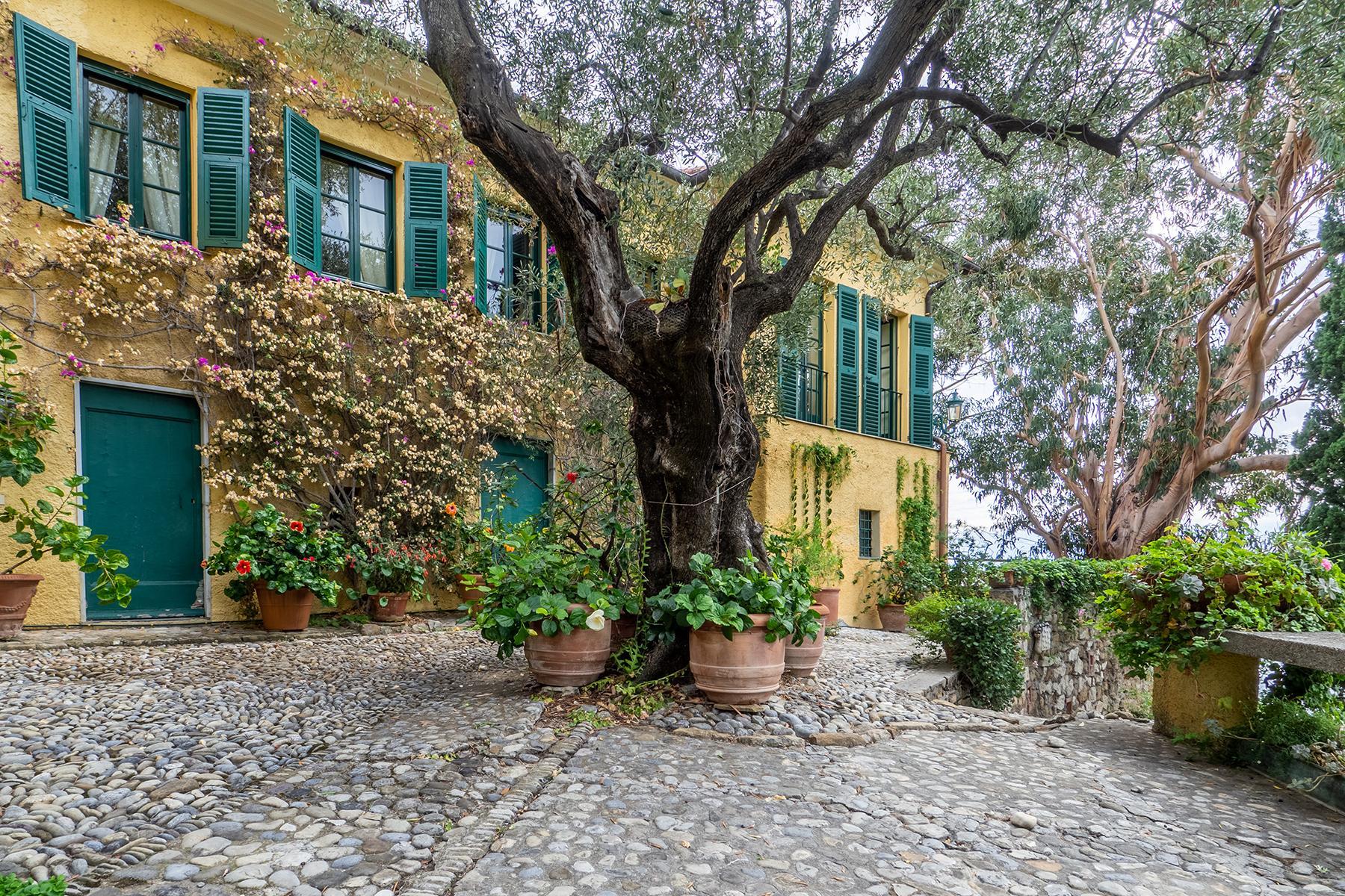 Historische unabhängige Villa mit privatem Zugang zum Meer - 28