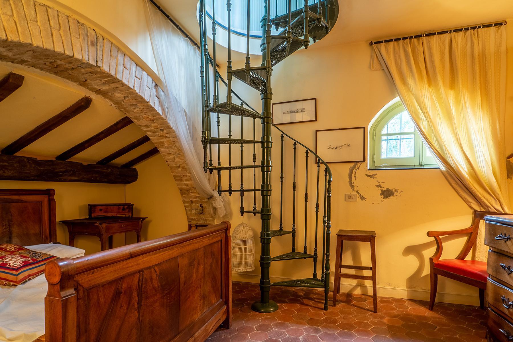 Historische unabhängige Villa mit privatem Zugang zum Meer - 16
