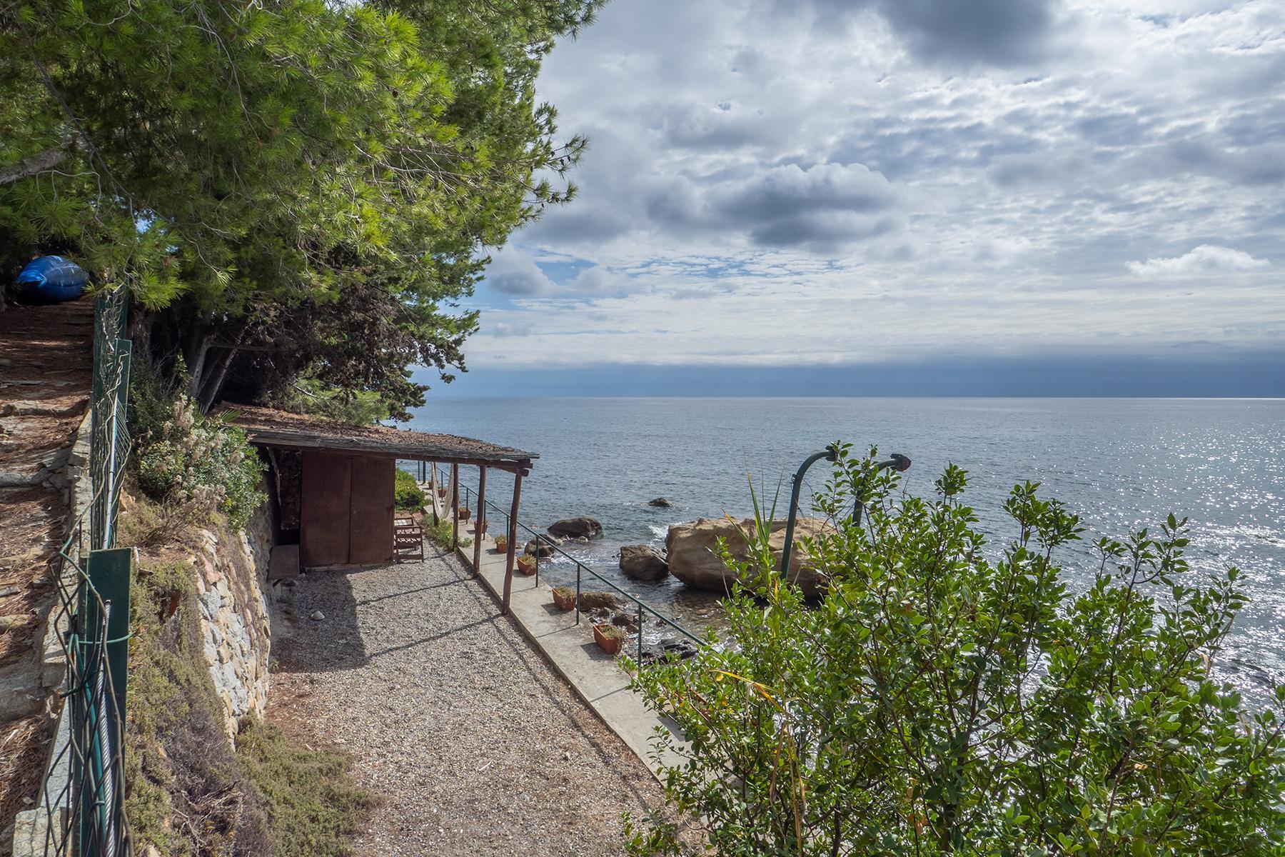 Historische unabhängige Villa mit privatem Zugang zum Meer - 30