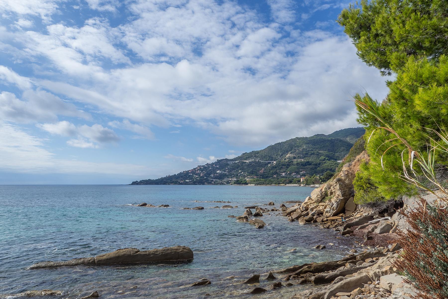 Historische unabhängige Villa mit privatem Zugang zum Meer - 33