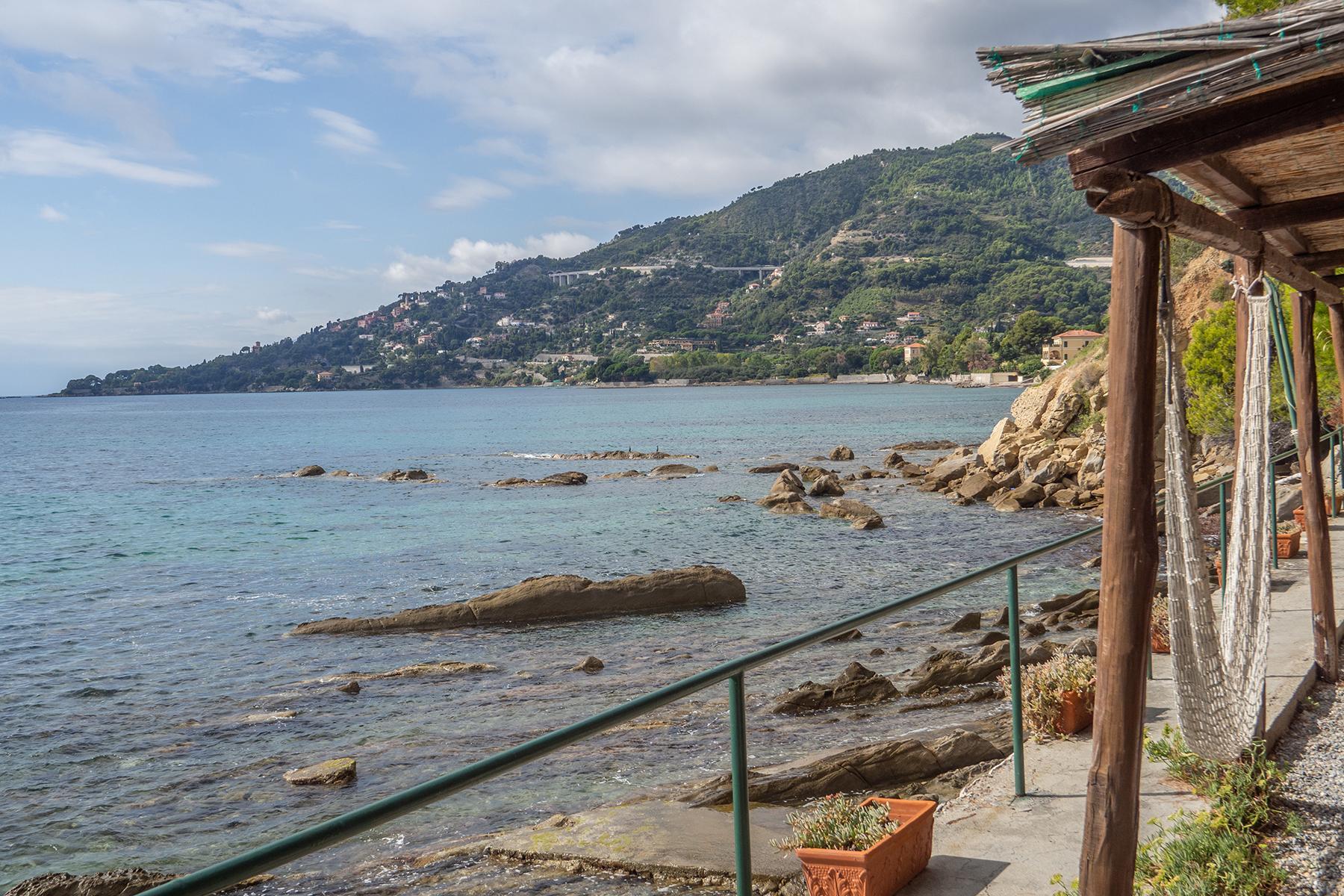 Historische unabhängige Villa mit privatem Zugang zum Meer - 32