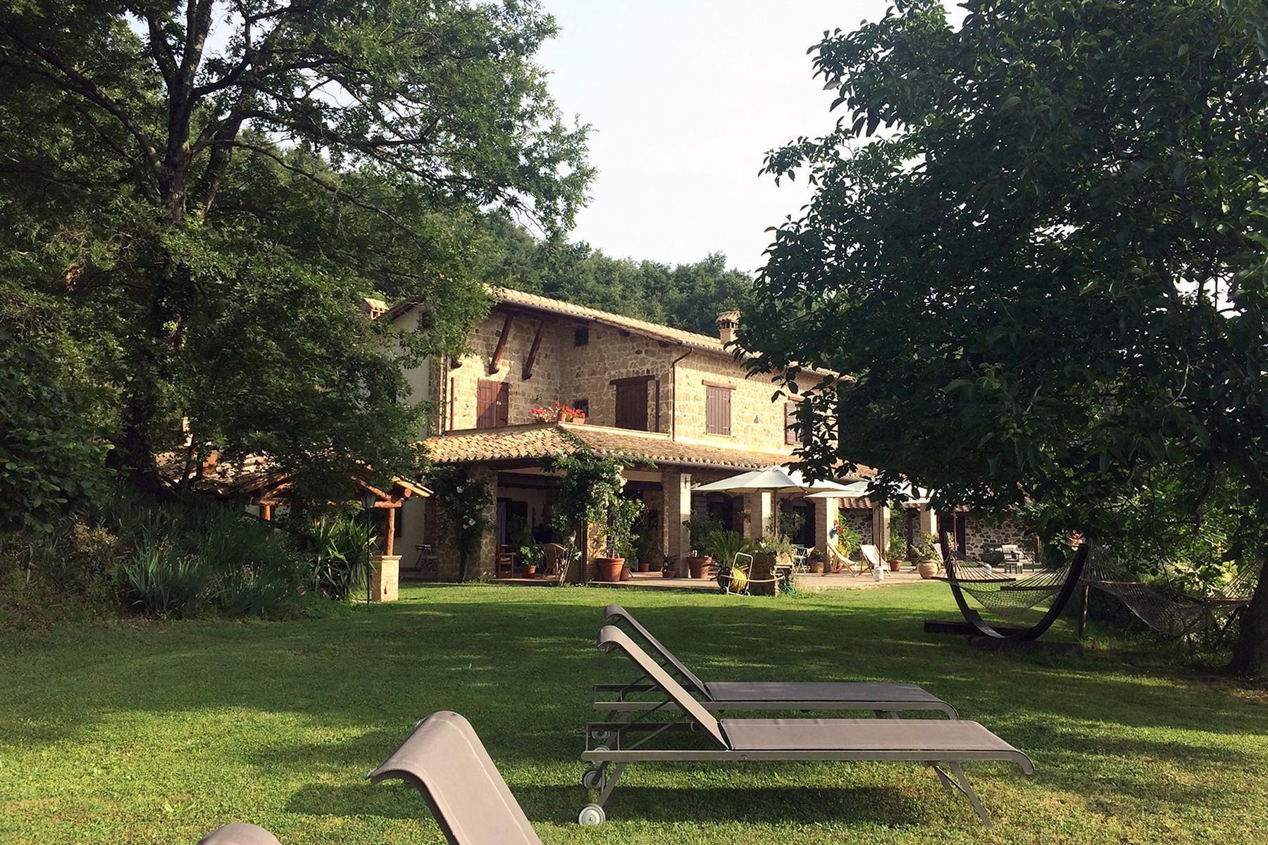 Bezauberndes Bauernhaus am Bolsena See - 2