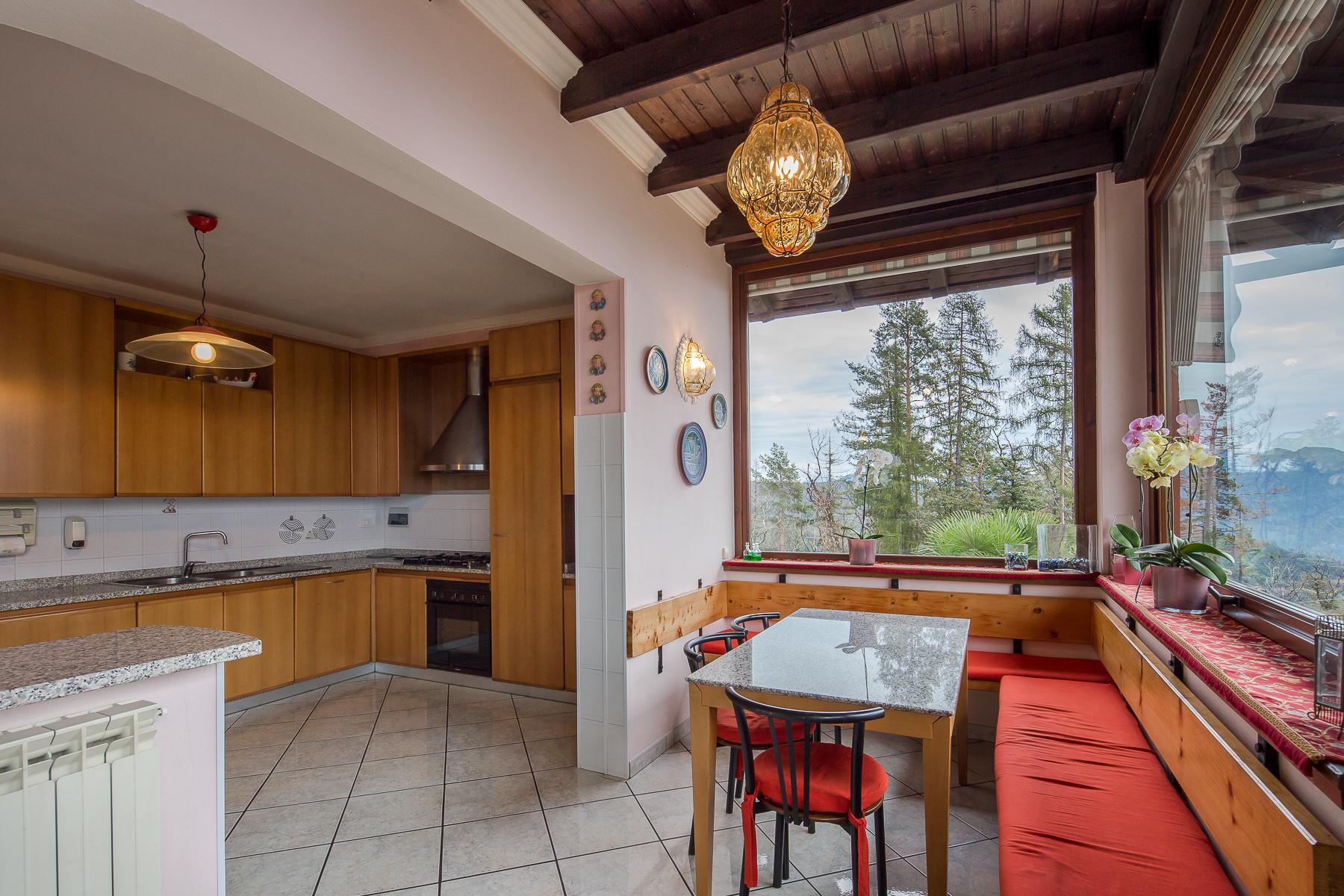 Villa unifamiliare nella zona collinare di Verbania con vista magnifica sul lago - 26