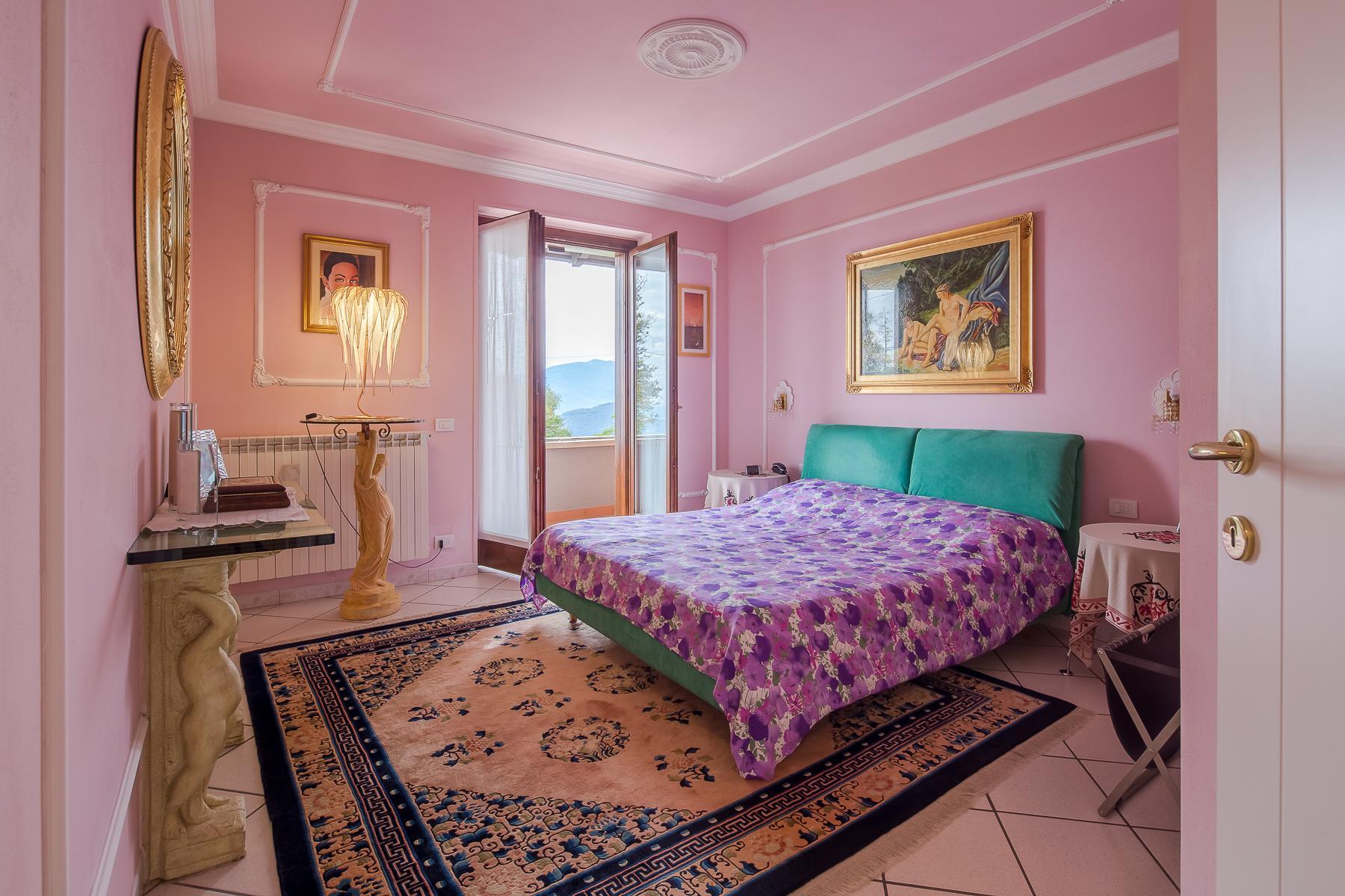 Villa unifamiliare nella zona collinare di Verbania con vista magnifica sul lago - 28
