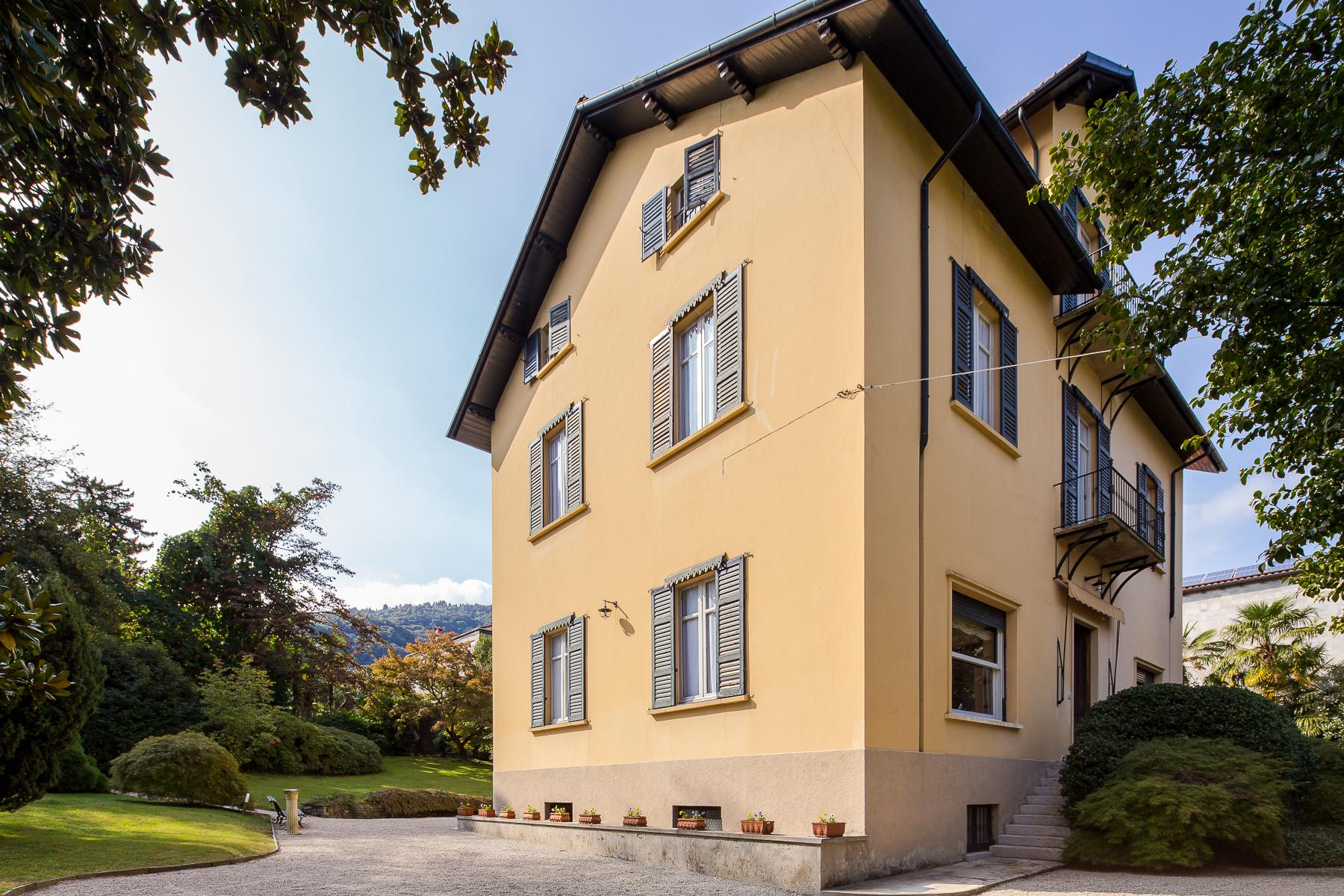 Historic Villa in the centre of Stresa - 8