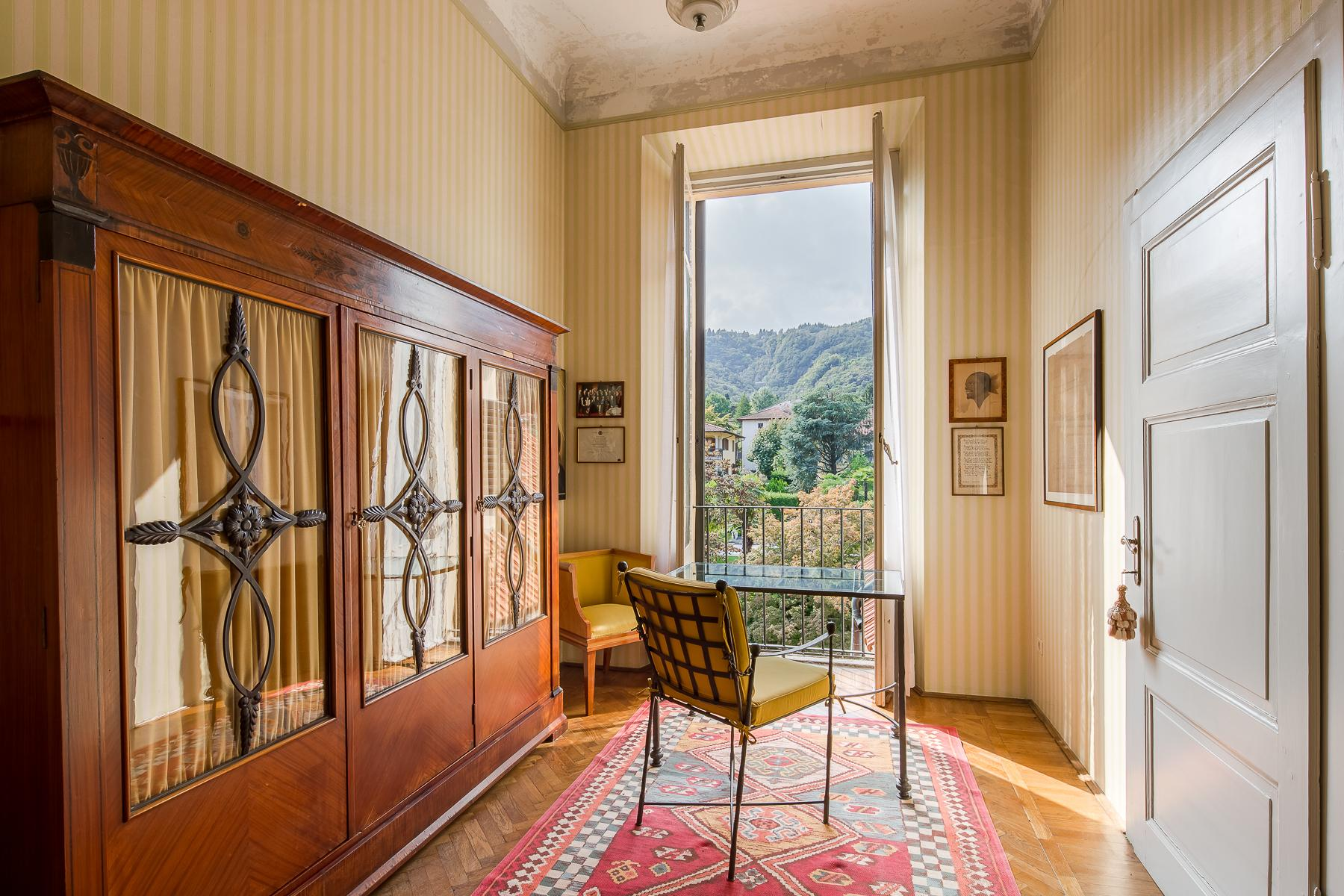 Historic Villa in the centre of Stresa - 25