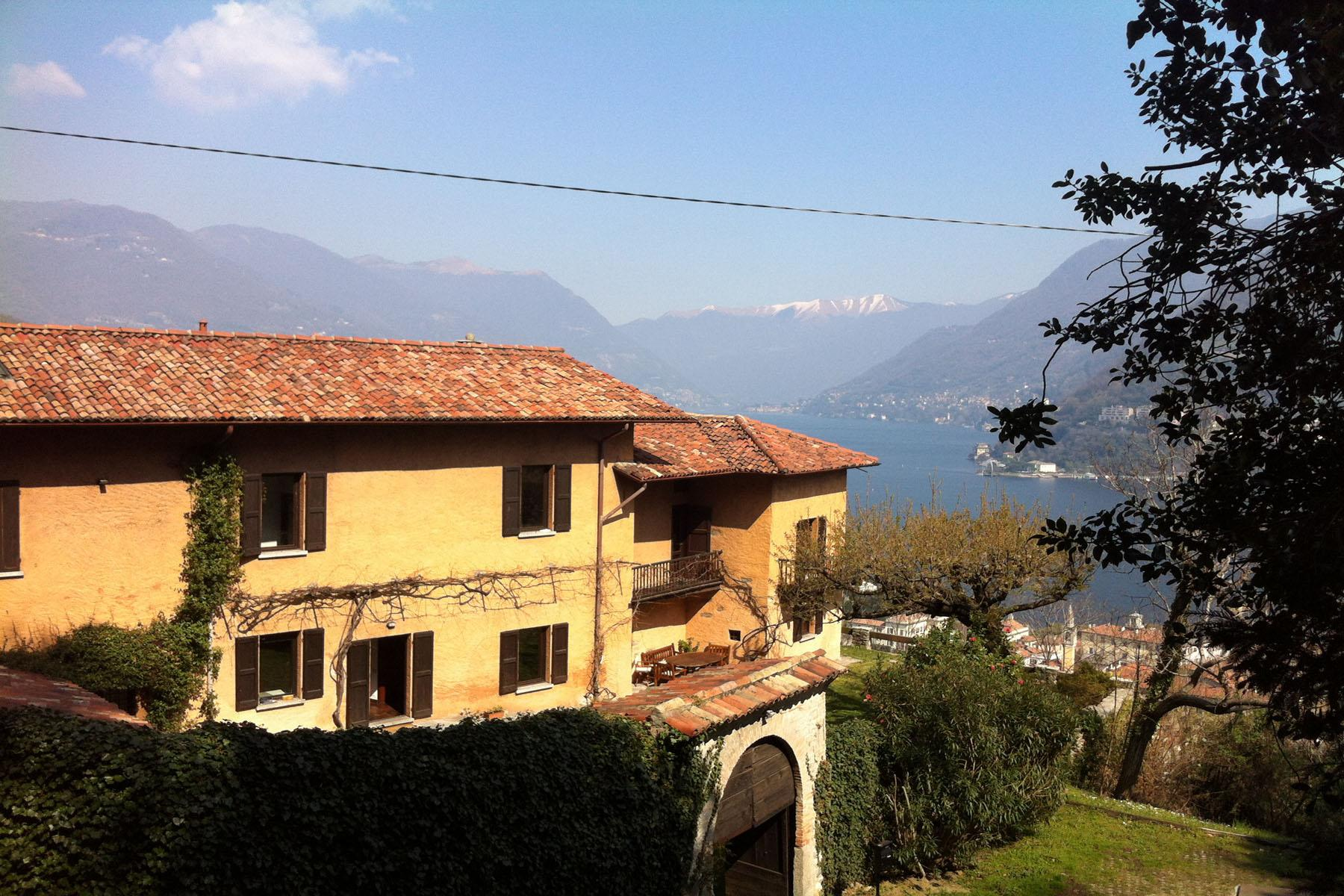 Charming villa on the hills of Como - 5