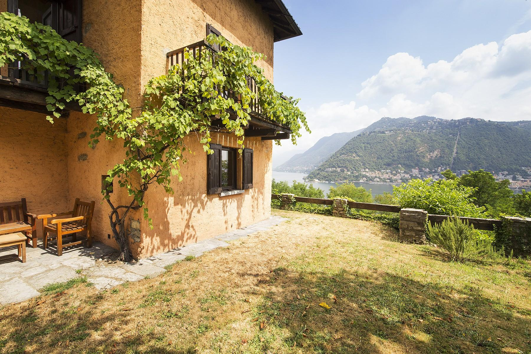 Charming villa on the hills of Como - 7