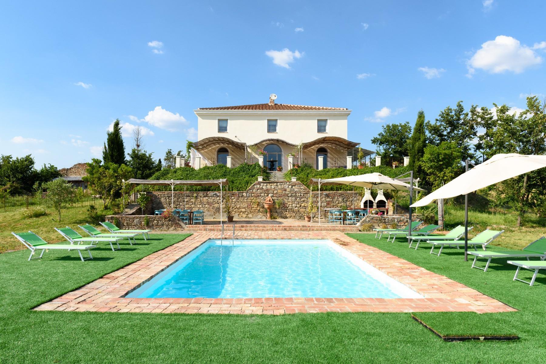Elegant 13th century country villa - 27
