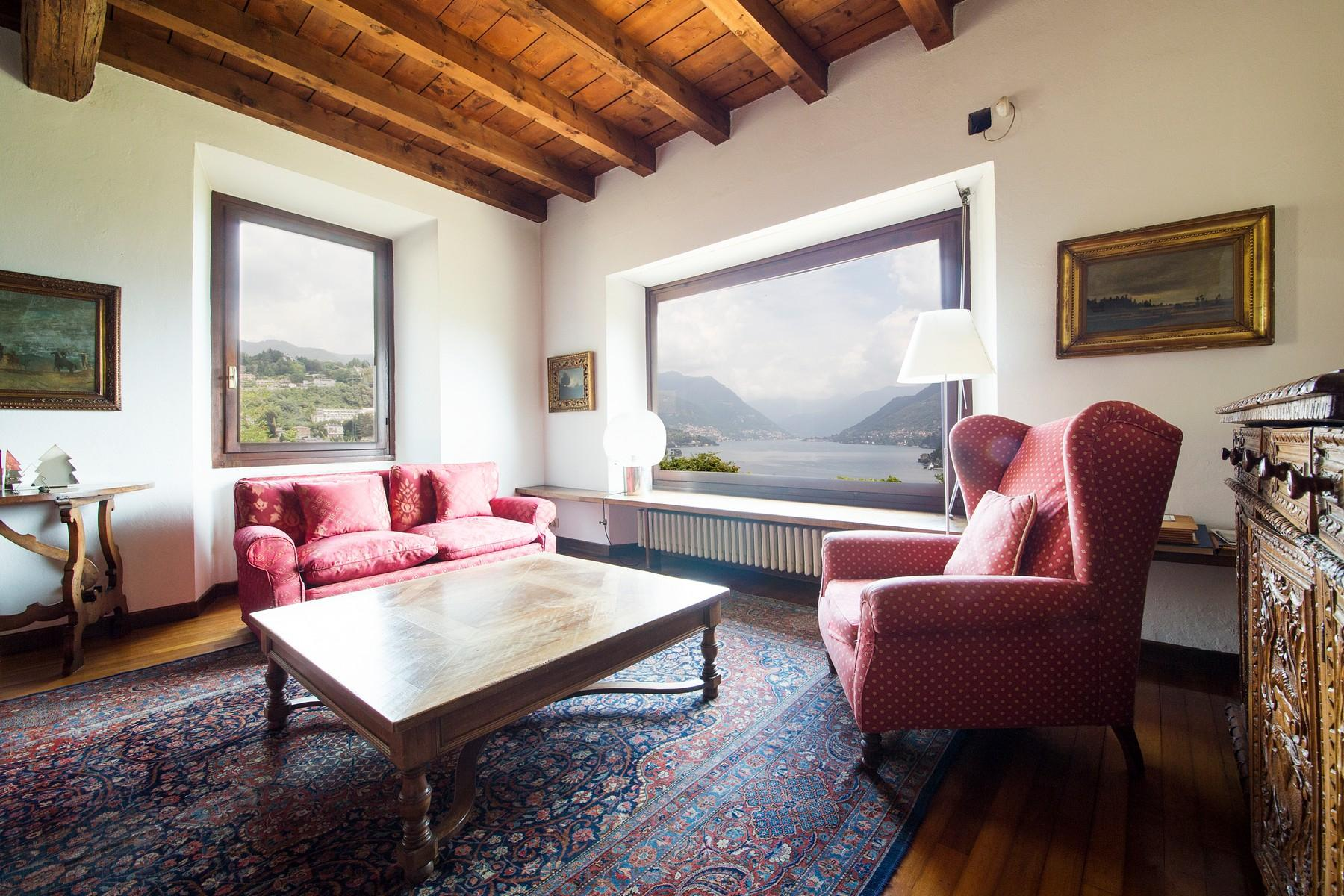 Charming villa on the hills of Como - 11