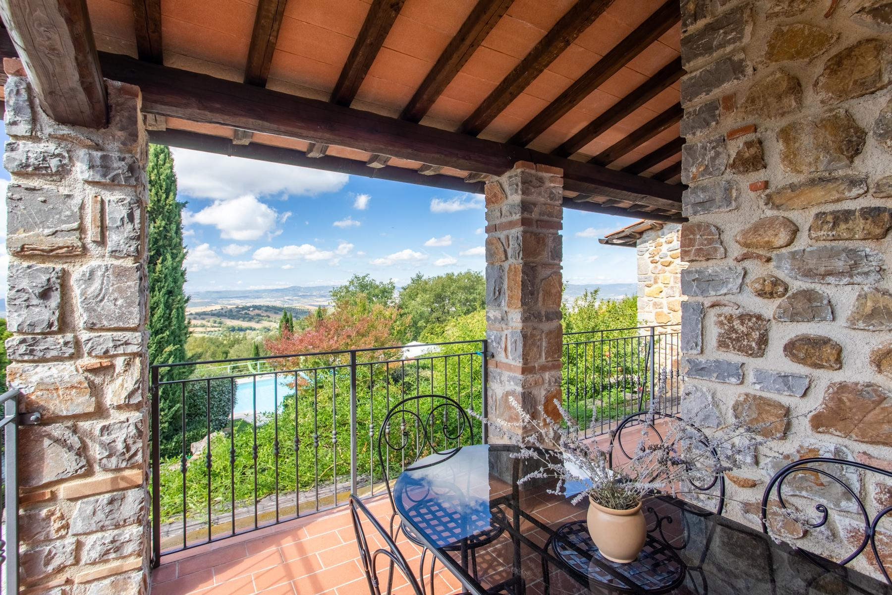Charming farmhouse with swimming pool in the Maremma countryside - 9