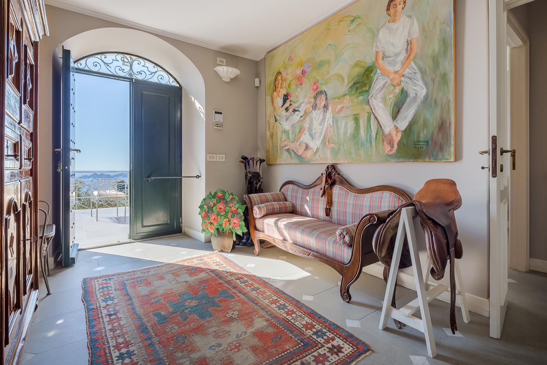 Elegant period Villa with view of the Tigullio Gulf - 30
