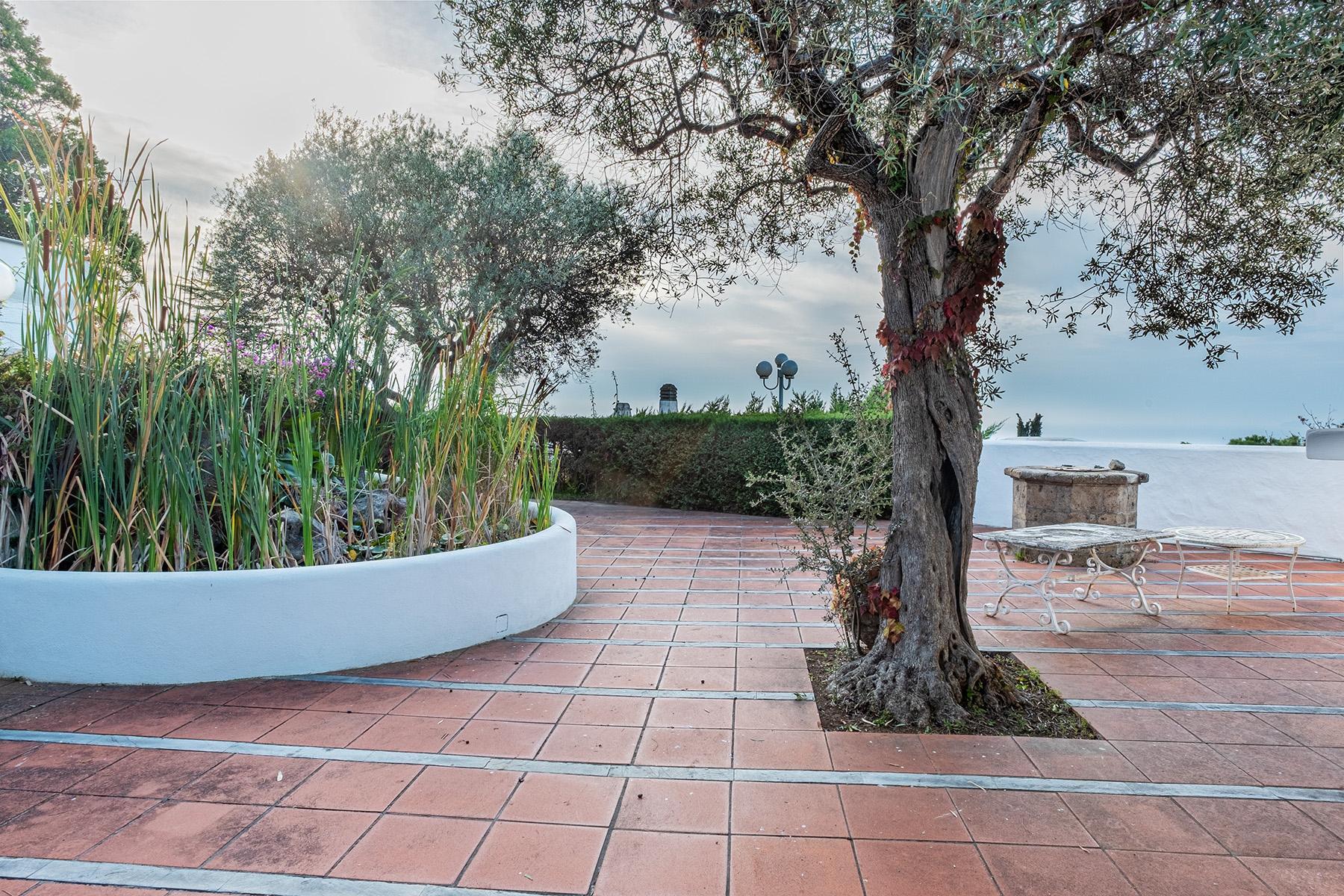 Panoramic villa with swimming pool in Anacapri city center - 19