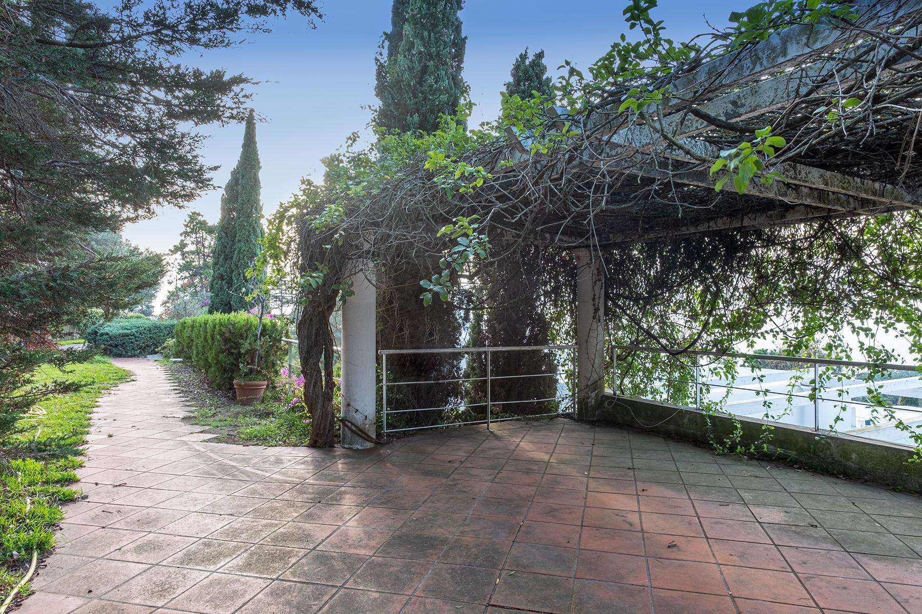 Panoramic villa with swimming pool in Anacapri city center - 5