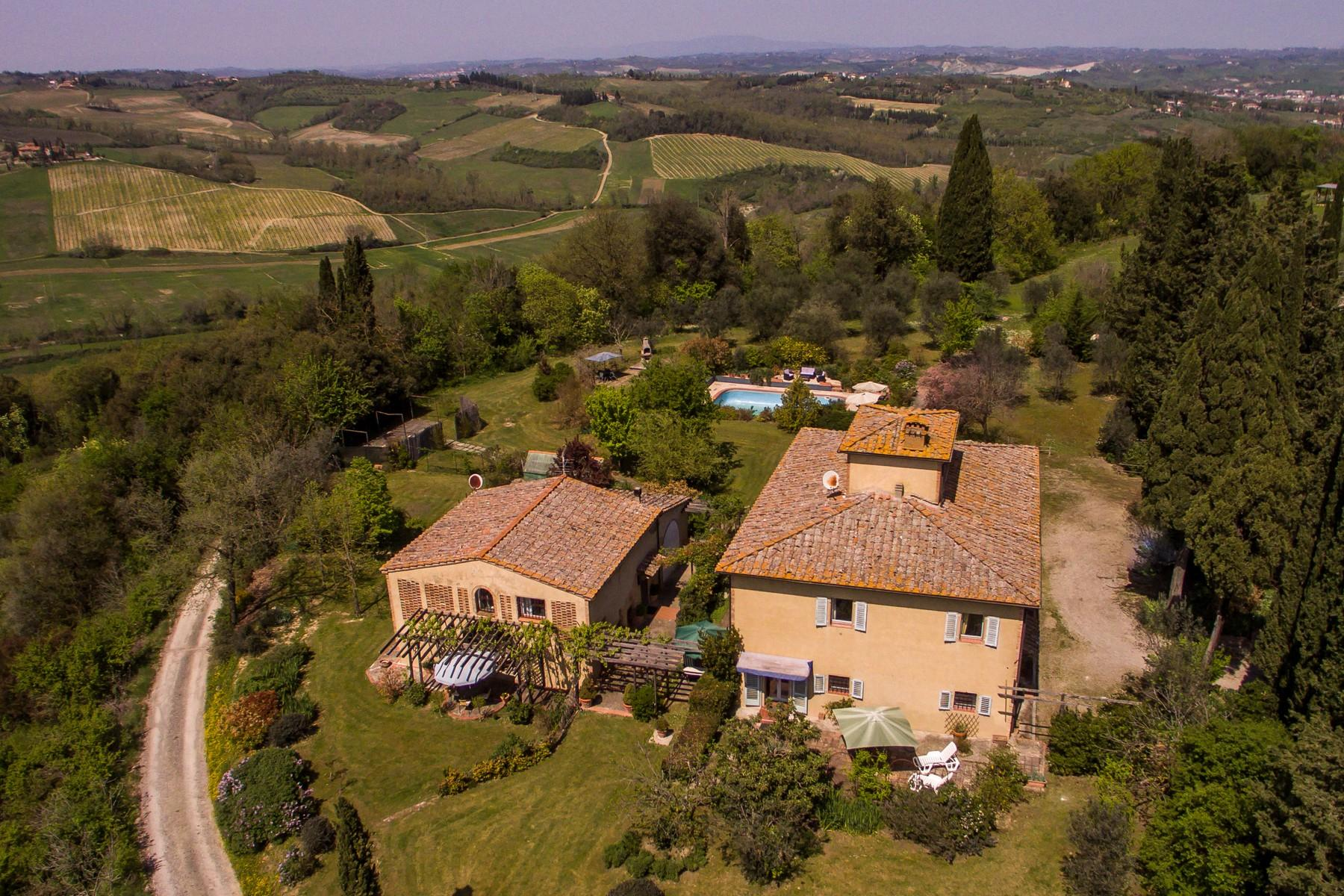 Remarkable Country house B&B with pool near San Gimignano - 3