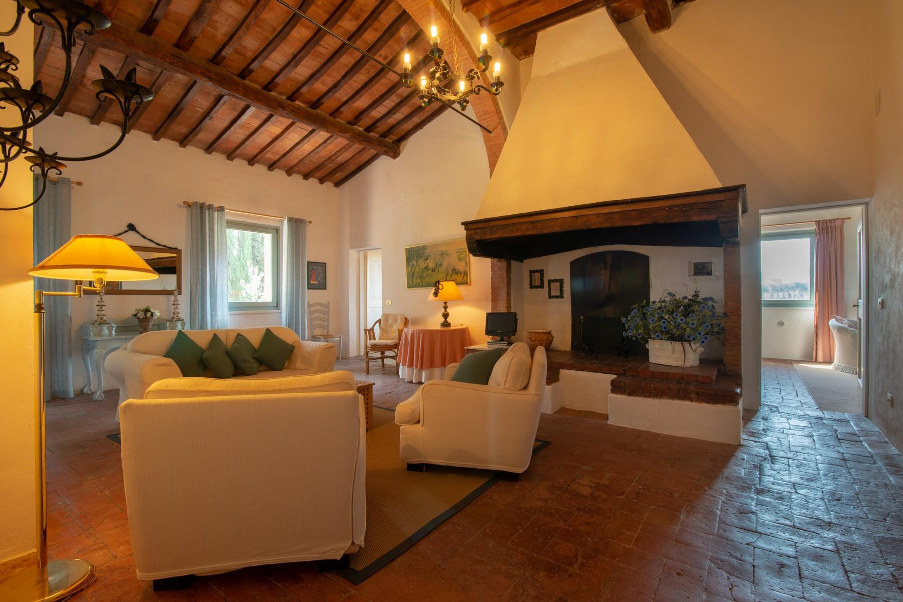 Remarkable Country house B&B with pool near San Gimignano - 7