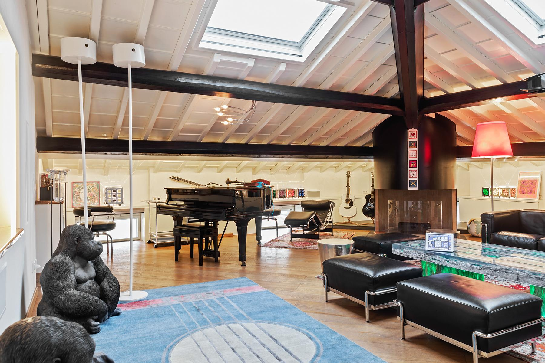 Elegante Penthouse mit Blick auf die Arena - 4