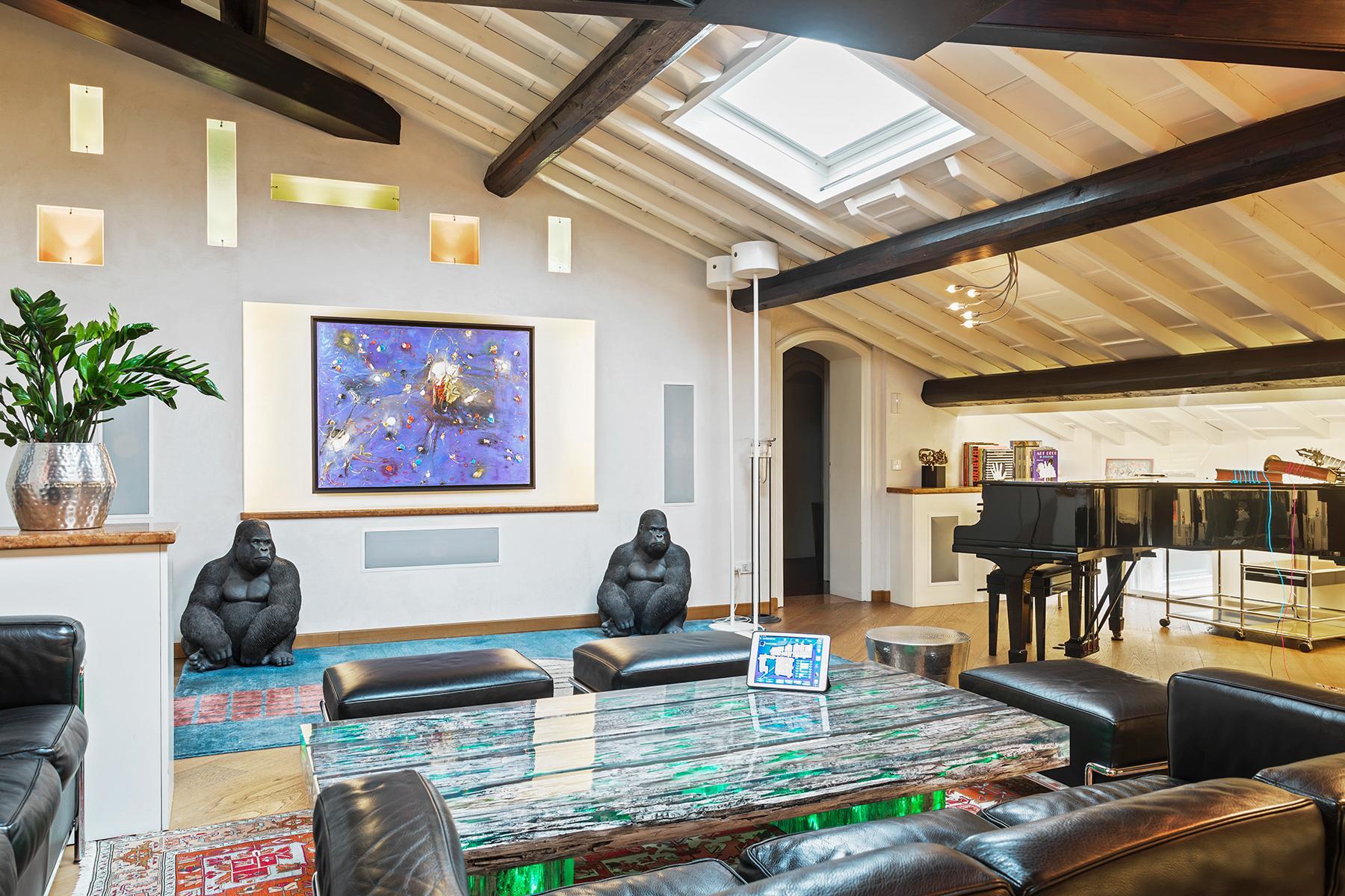 Elegante Penthouse mit Blick auf die Arena - 5