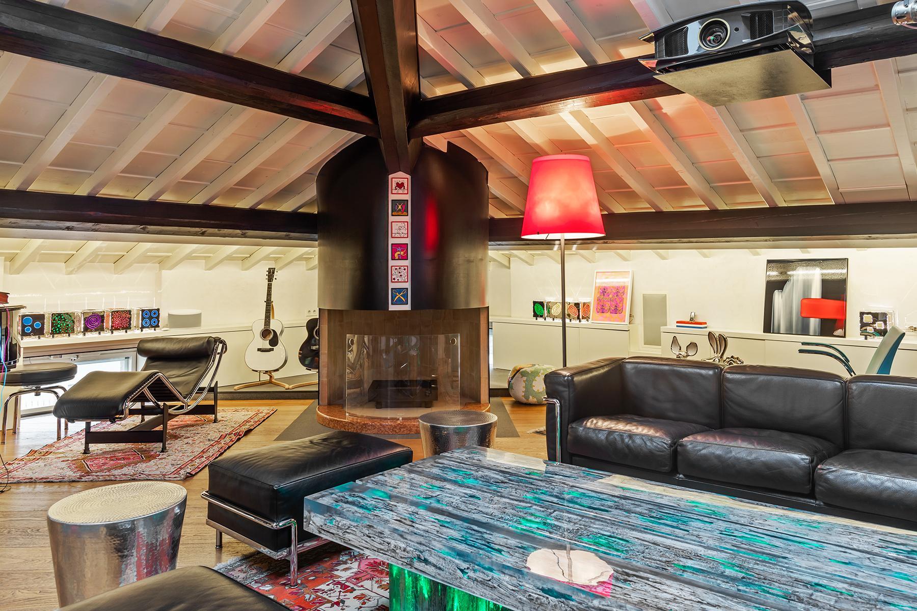 Elegante Penthouse mit Blick auf die Arena - 3