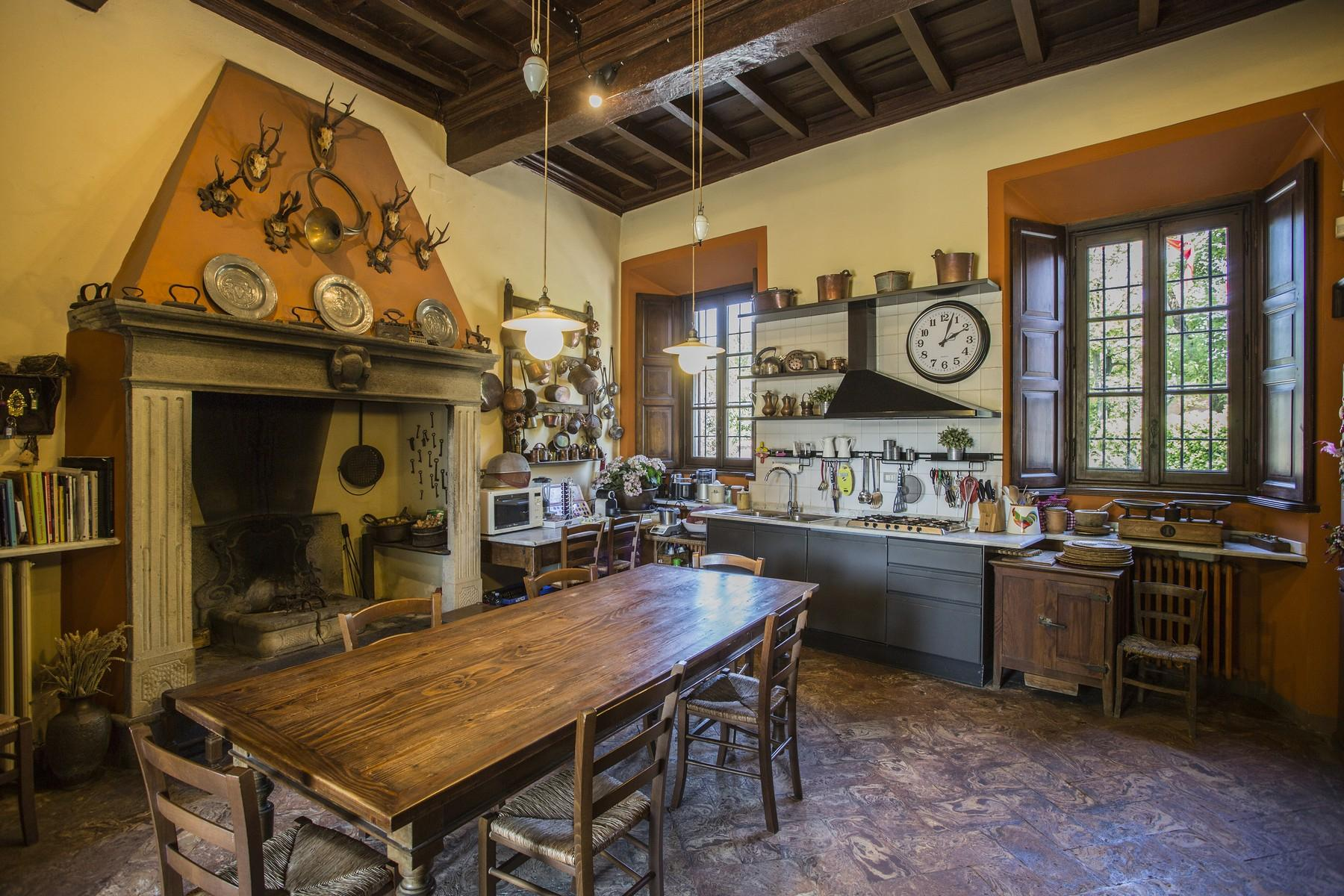 """Magnificent period building overlooking the hills of the """"Brianza Lombarda"""" - 11"""