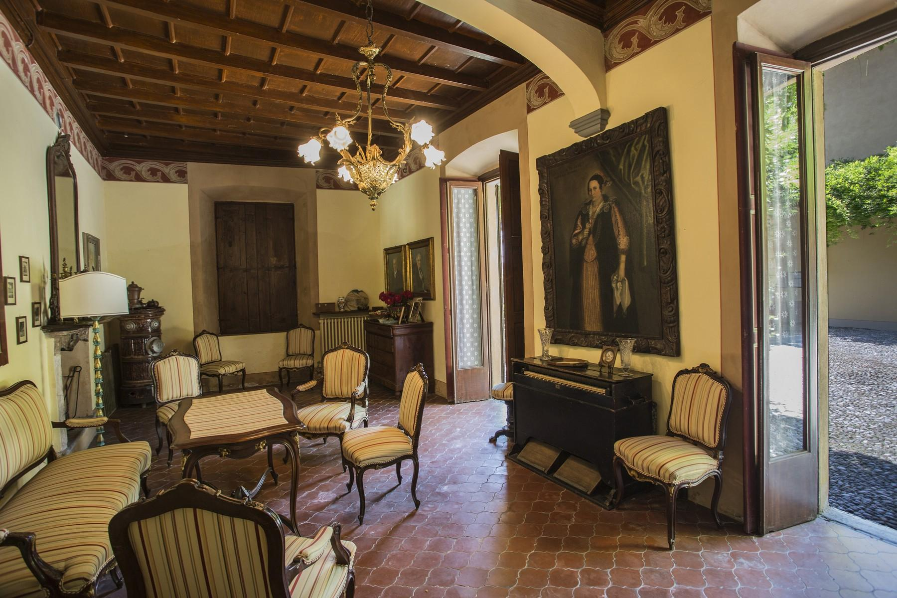 """Magnificent period building overlooking the hills of the """"Brianza Lombarda"""" - 14"""
