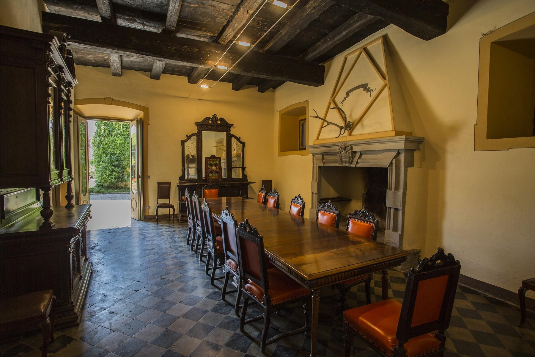 """Magnificent period building overlooking the hills of the """"Brianza Lombarda"""" - 12"""