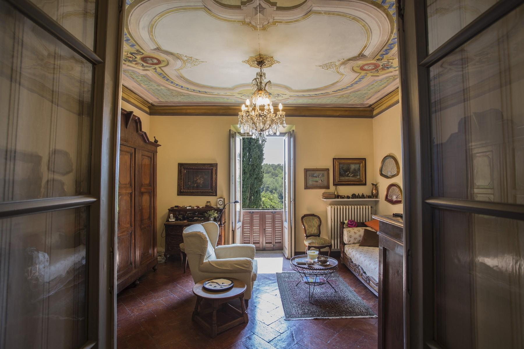 """Magnificent period building overlooking the hills of the """"Brianza Lombarda"""" - 19"""