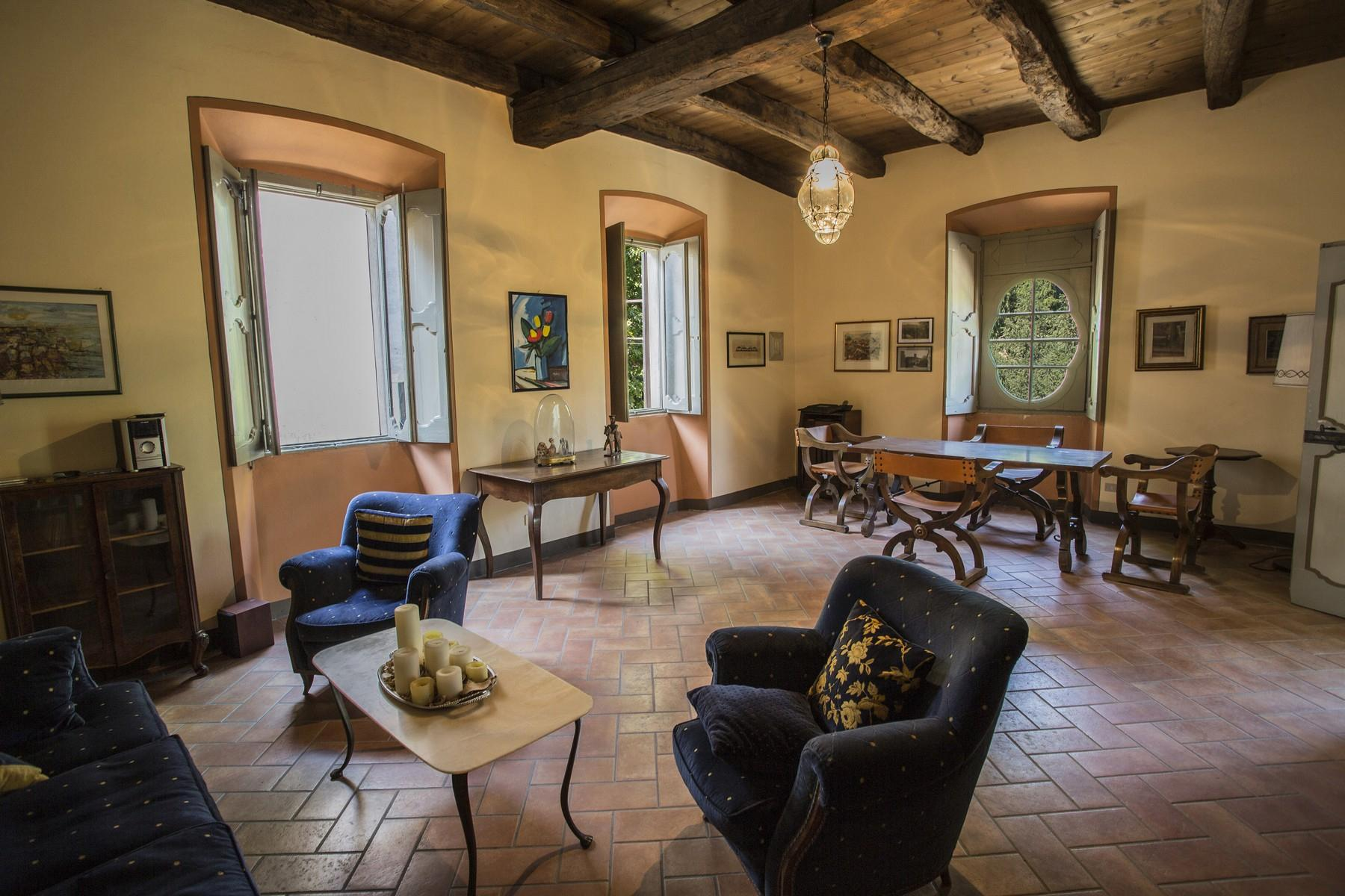 """Magnificent period building overlooking the hills of the """"Brianza Lombarda"""" - 17"""