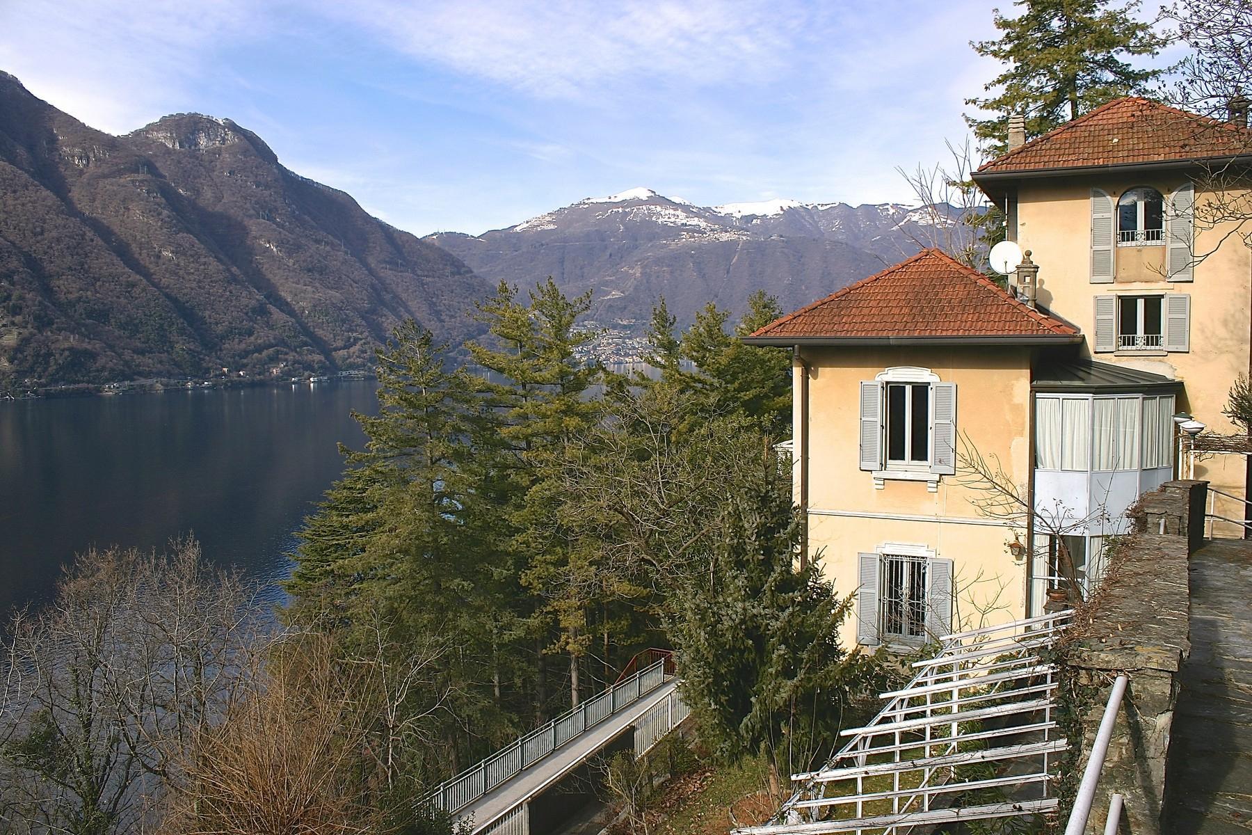 Elegant period villa with splendid lakeviews - 1