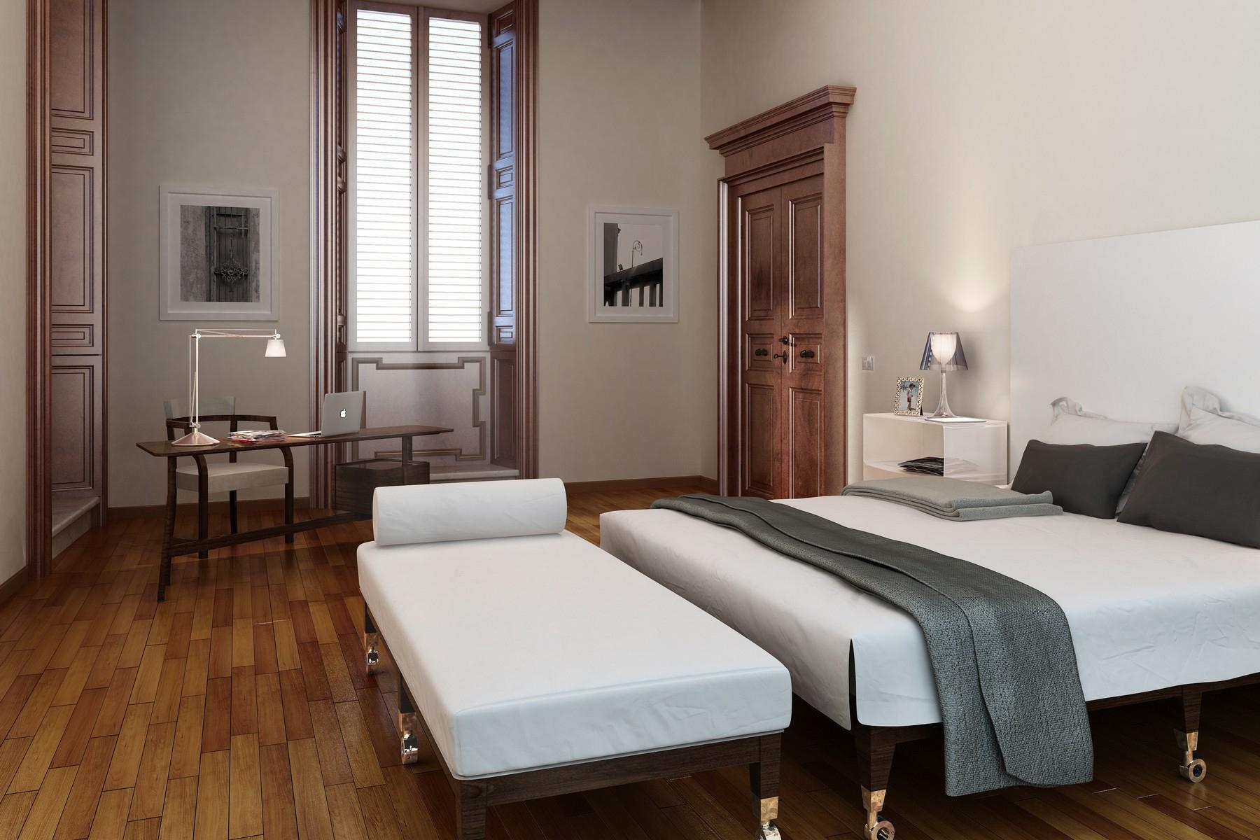 Redeveloped Renaissance: the Garden Apartment in the heart of Rome - 8