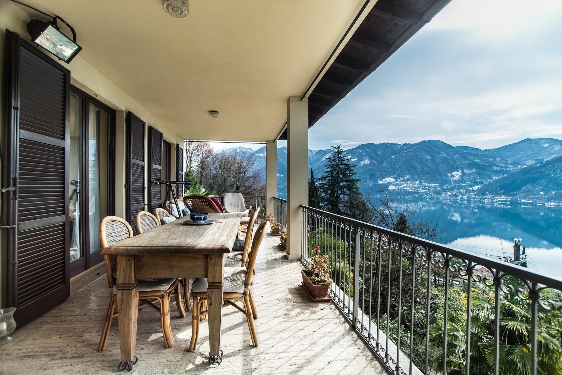 Prestigious villa on Lake Lugano - 8