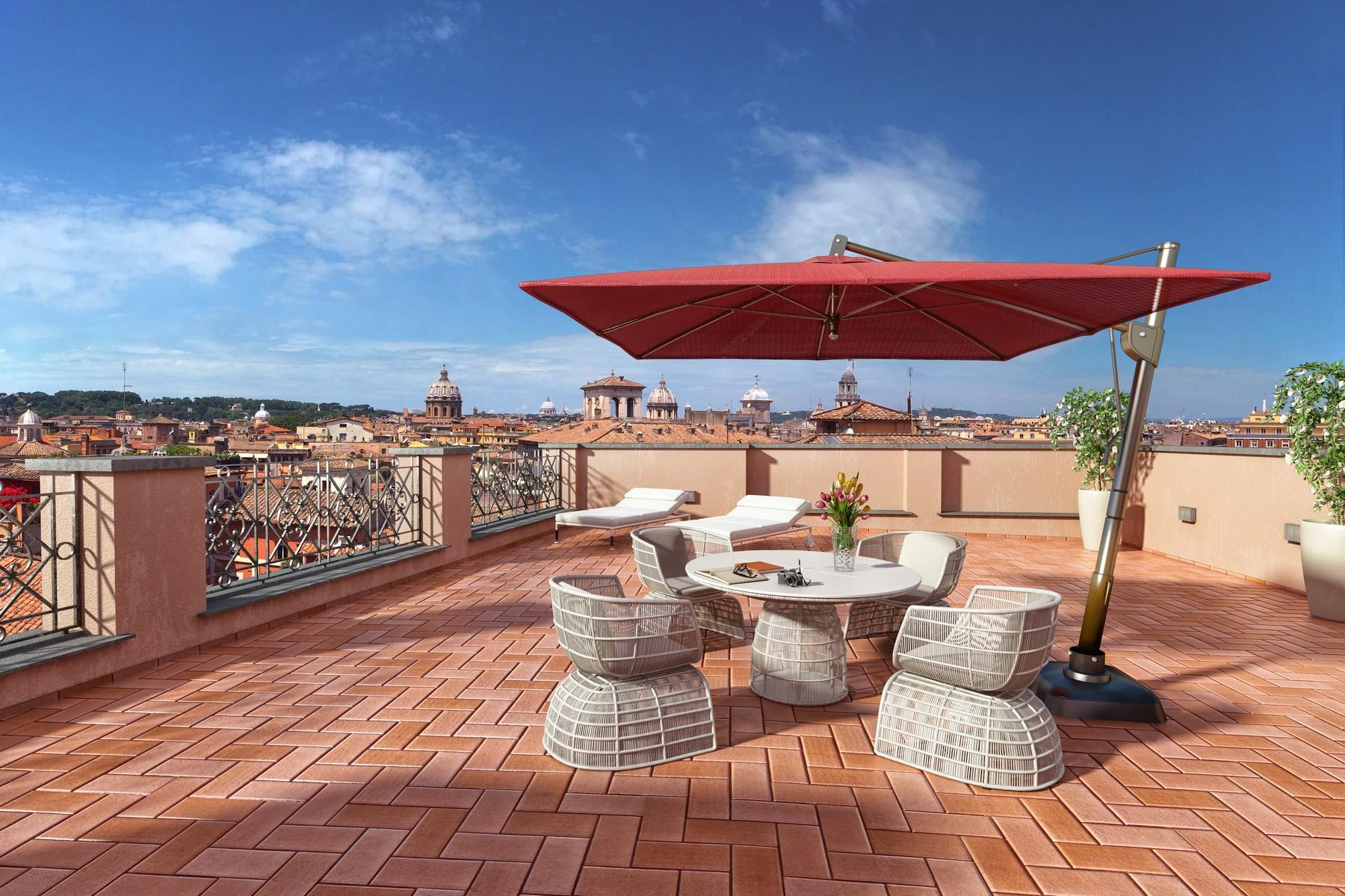 Redeveloped Masterpiece: the Ambassador Executive Apartment in the heart of Rome - 10