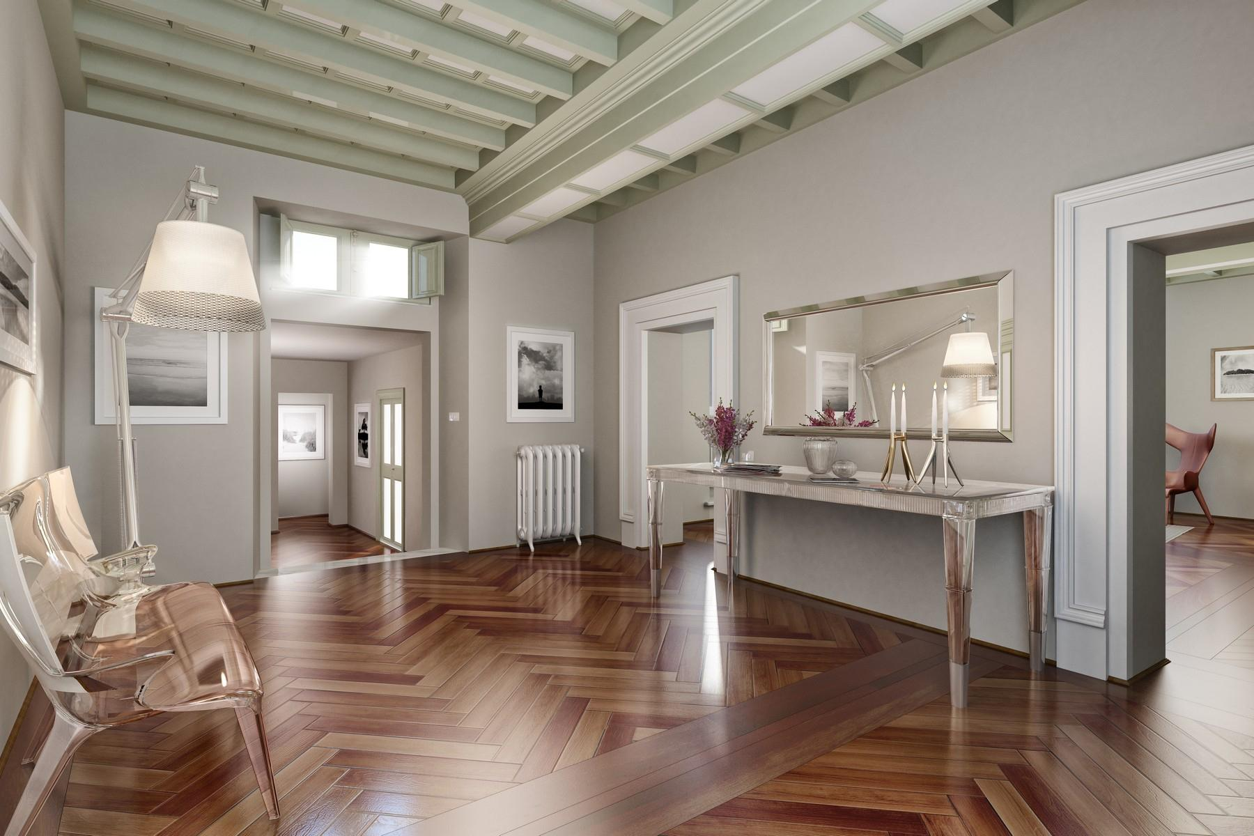 Redeveloped Masterpiece: the Ambassador Executive Apartment in the heart of Rome - 4