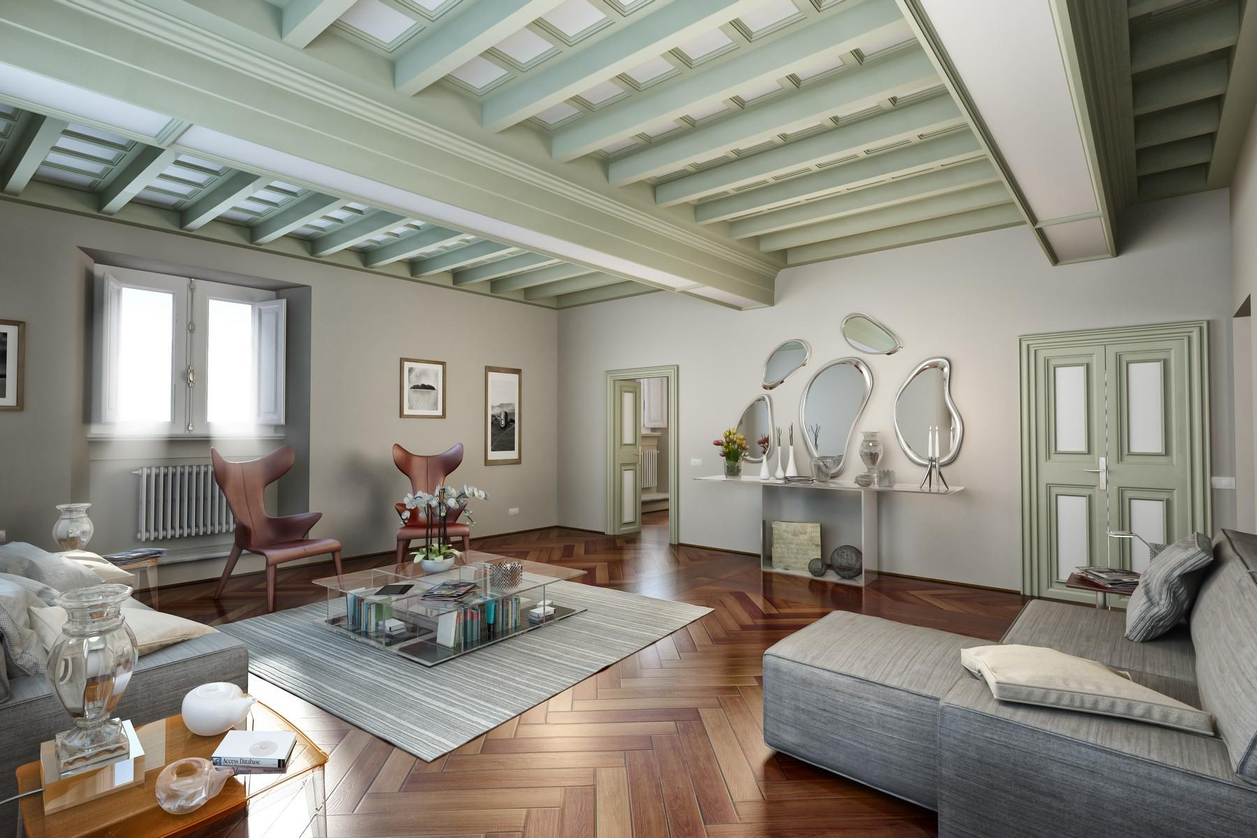 Redeveloped Masterpiece: l'Appartement Ambassador Executive dans le coeur de Rome  - 2