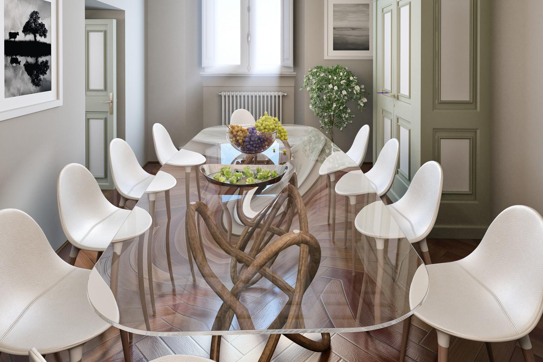 Redeveloped Masterpiece: the Ambassador Executive Apartment in the heart of Rome - 3